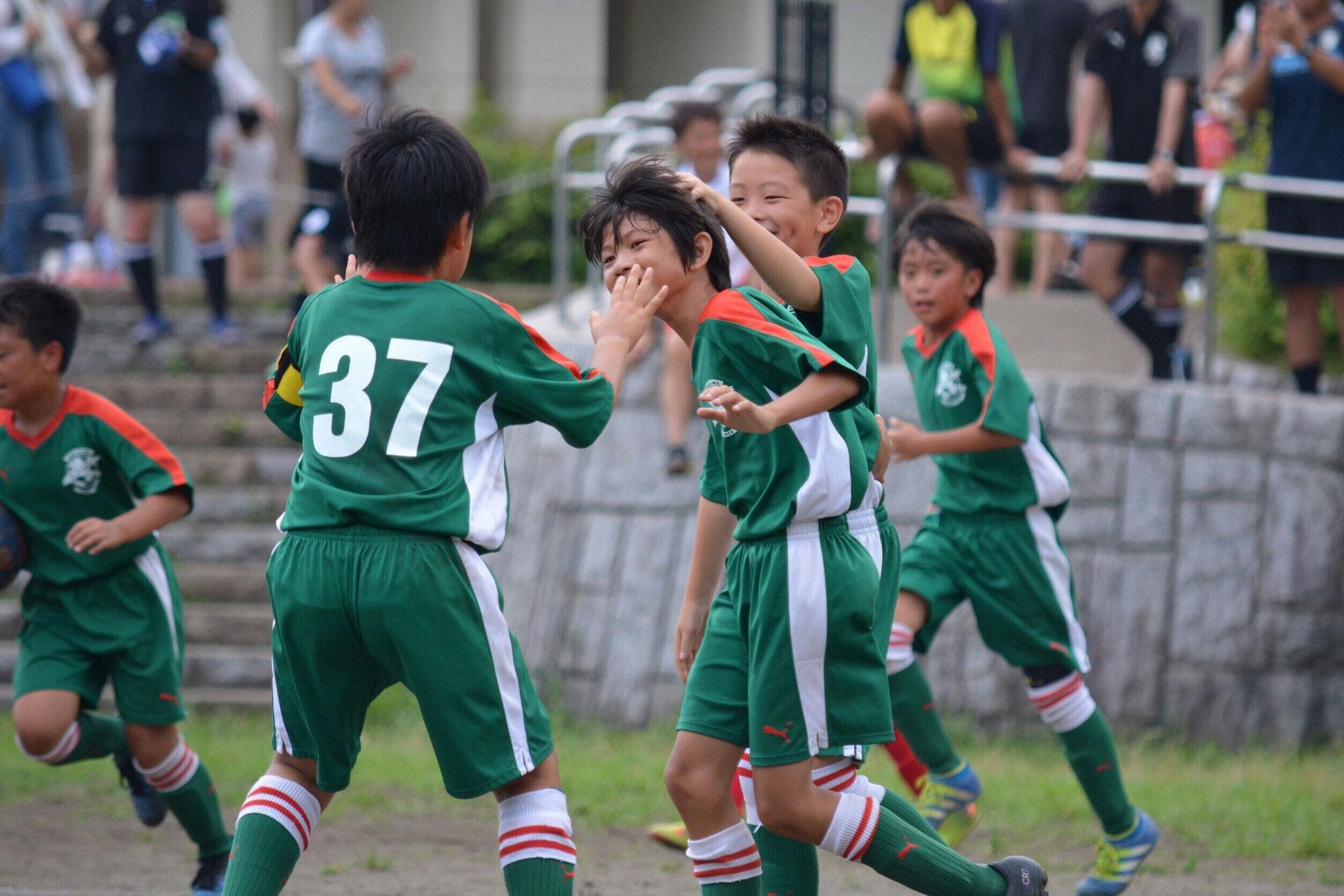 7/18 U-11 湘南チャレンジ杯