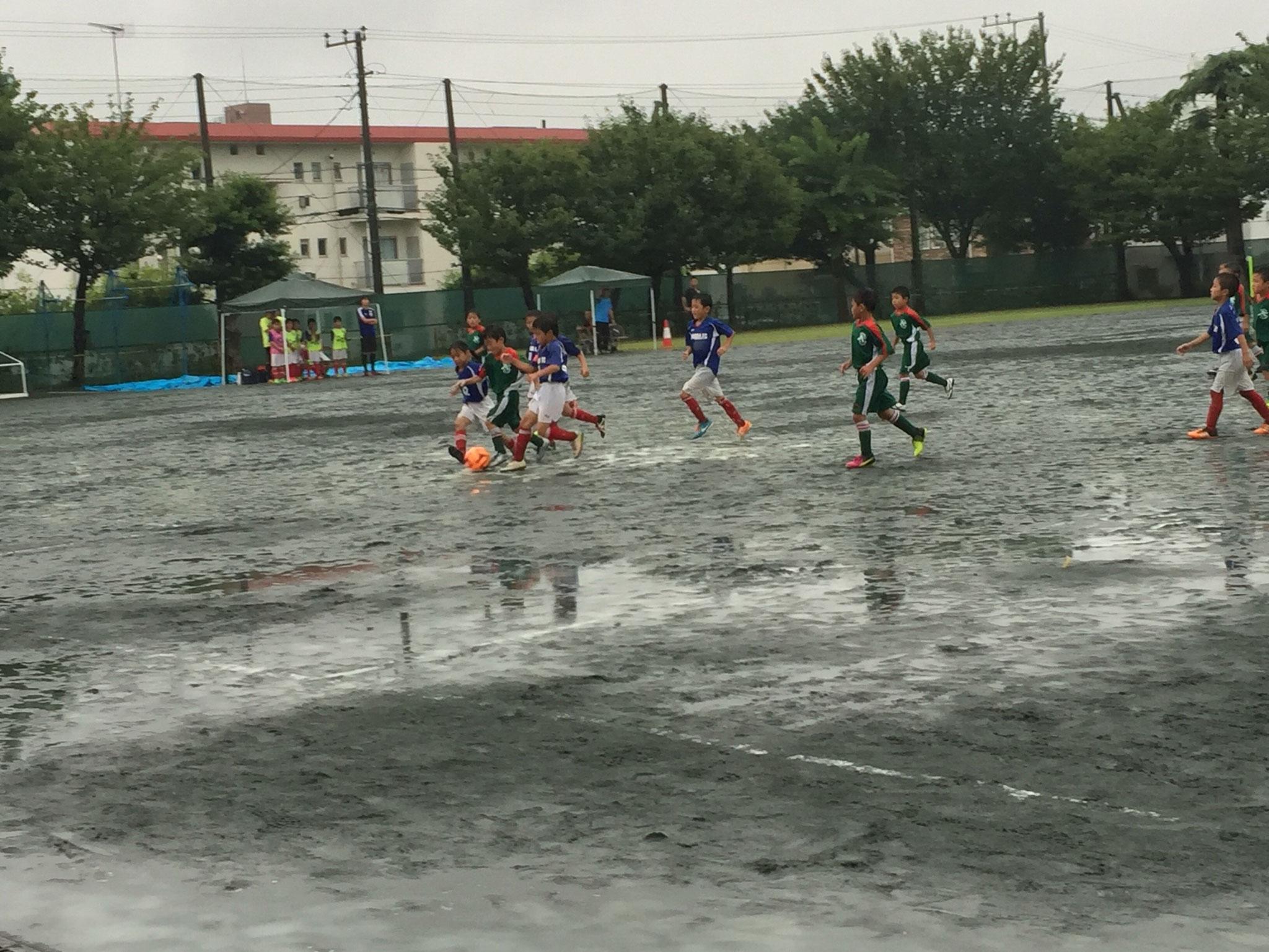 8/27 U-9 湘南台リスト杯