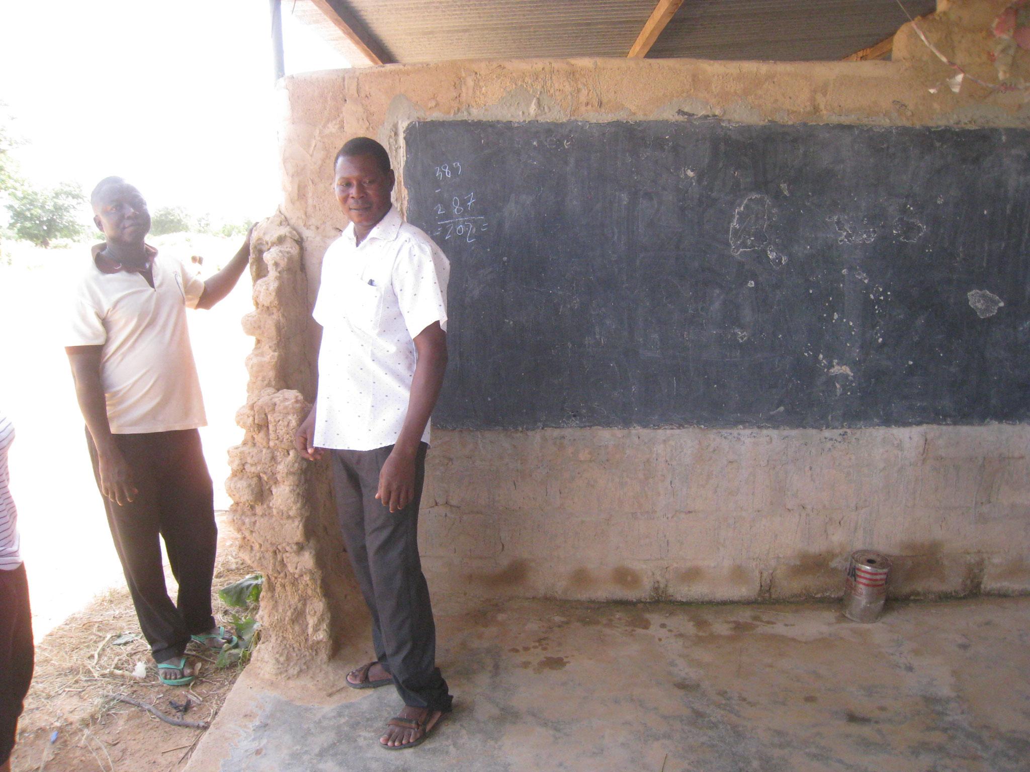 École B - Le directeur