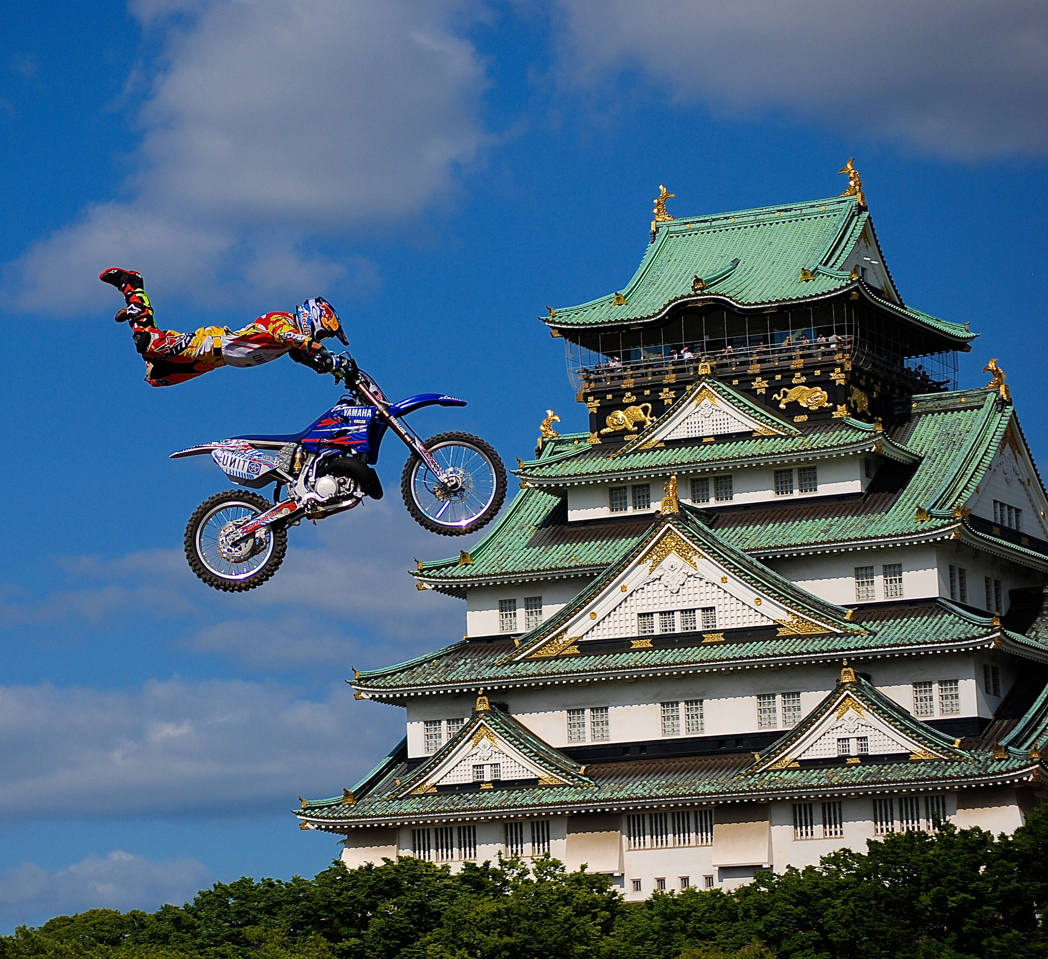Red Bull X-Fighters World Tour.