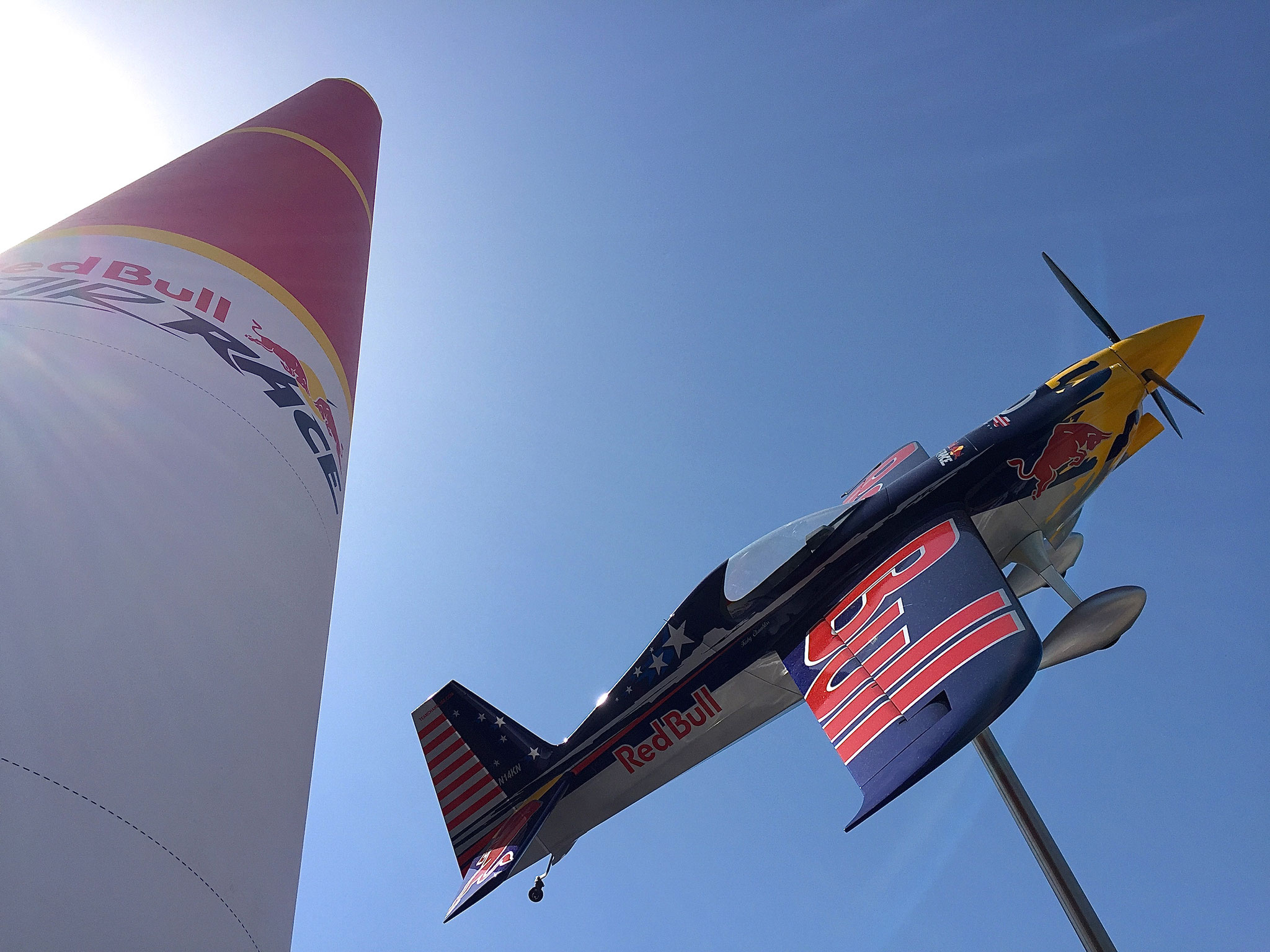 Red Bull Air Race World Tour.