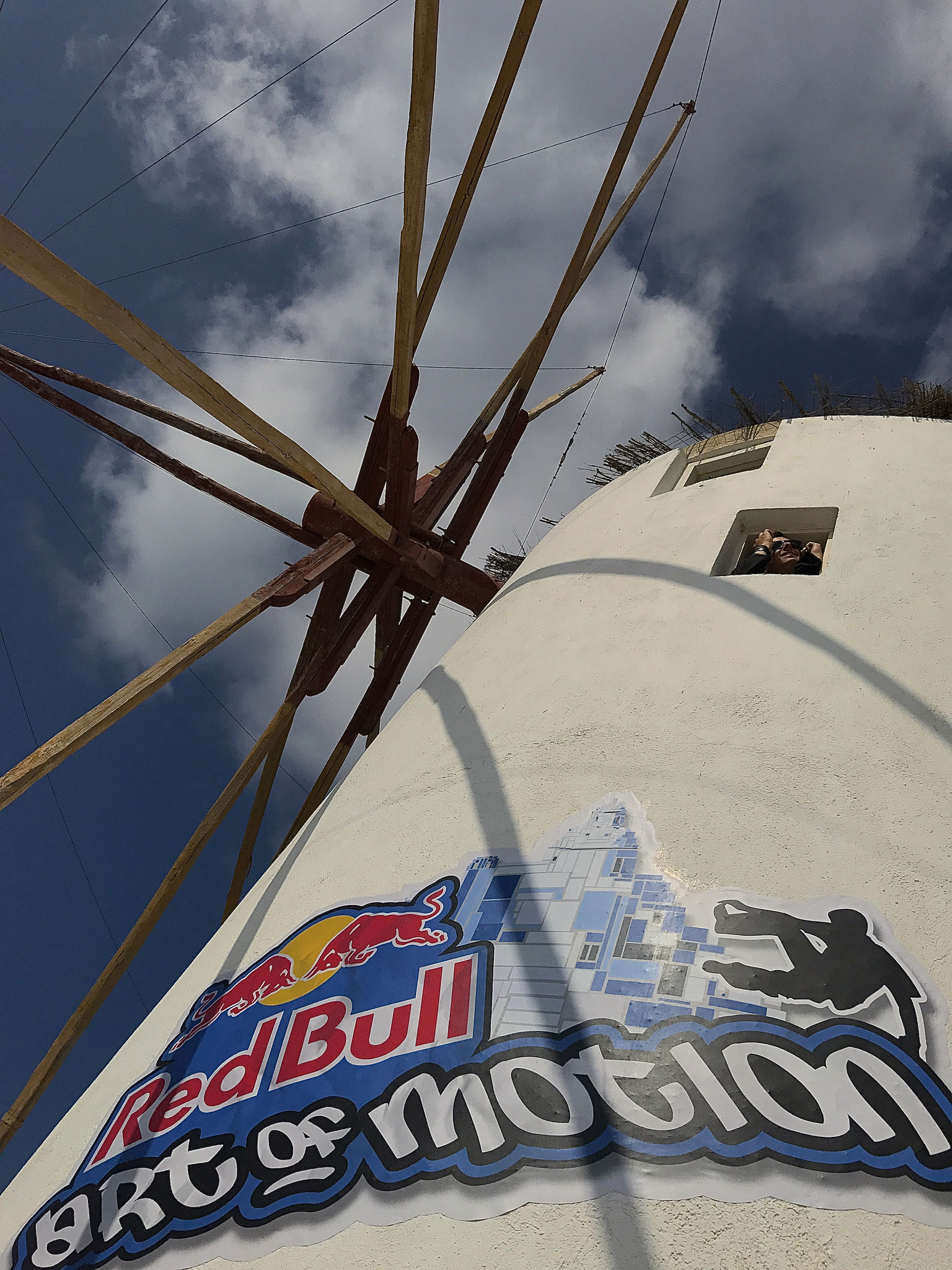Red Bull Art of Motion 2014 and 2015.