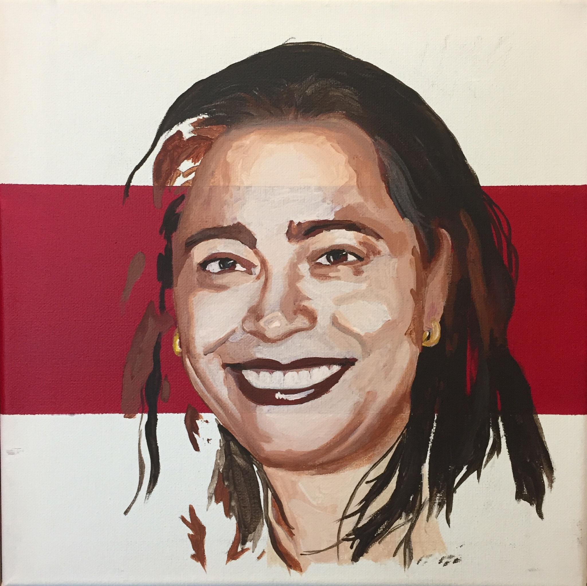 Veronica Legar: promotora de la inclusion del latino, otorgndole asesoria y soporte egal y logistico