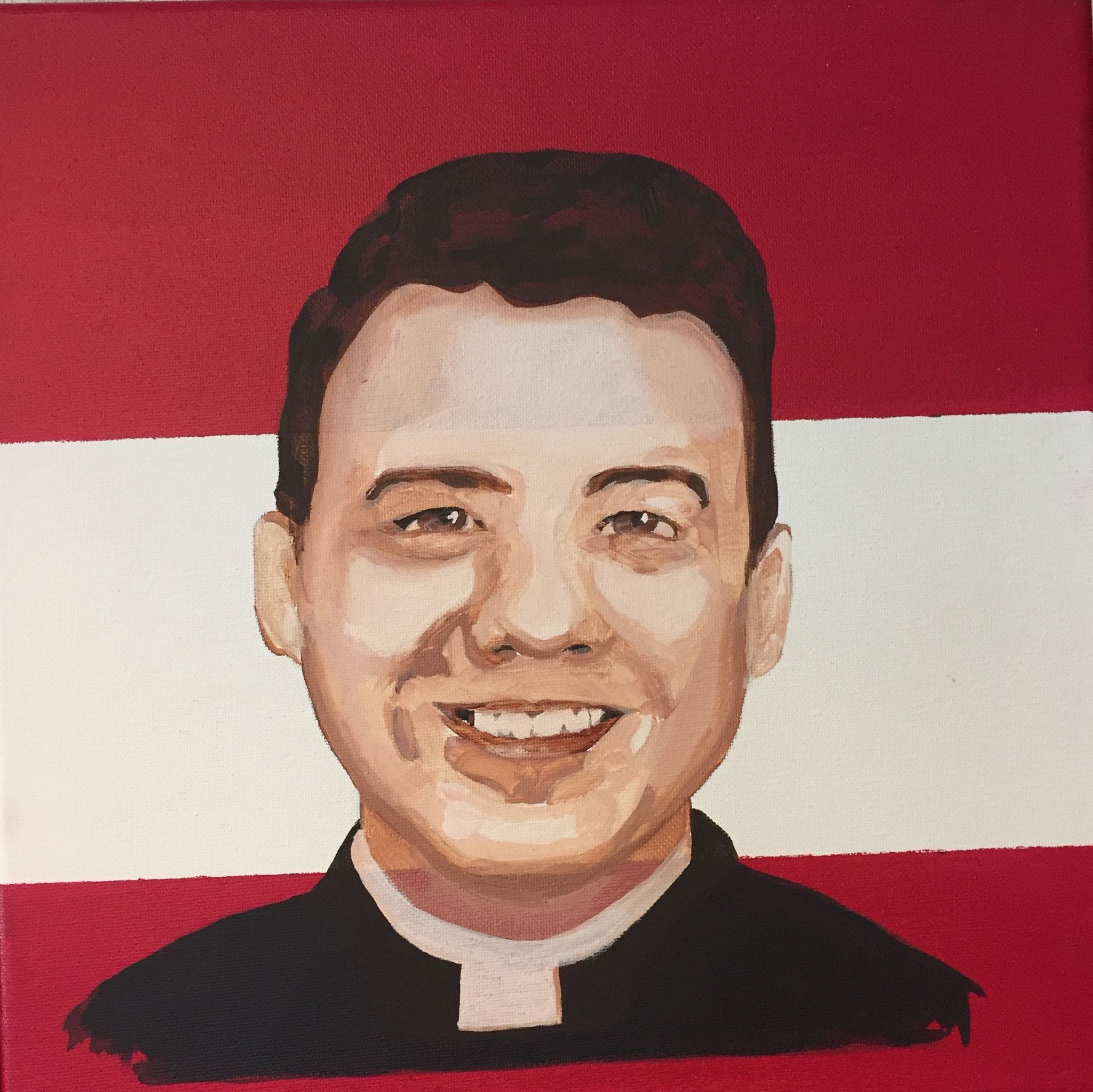 Father Ray. DACA promoter of development and inclusion of the Latino