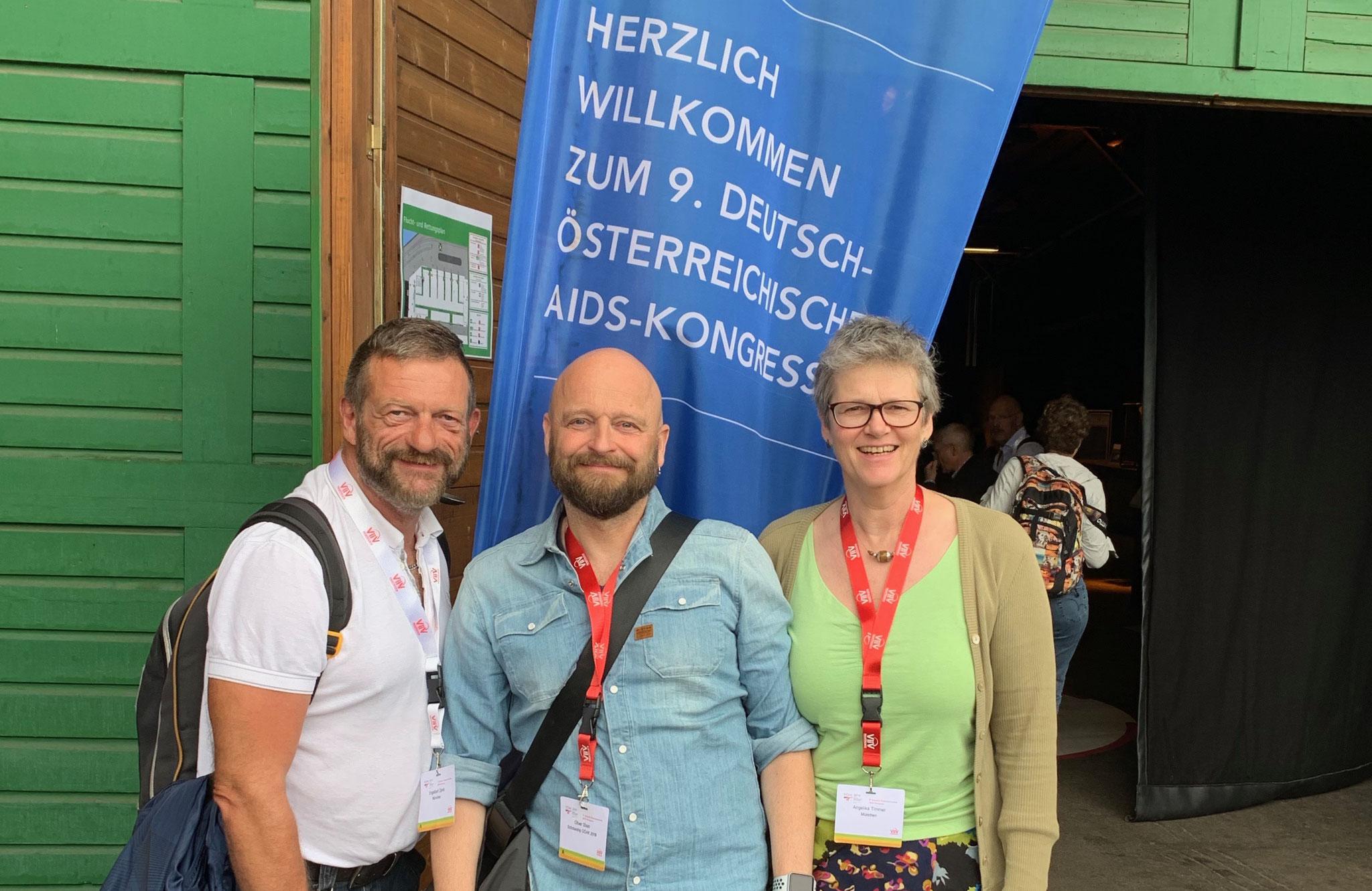 Deutsch-Österreichischer AIDS-Kongress 2019