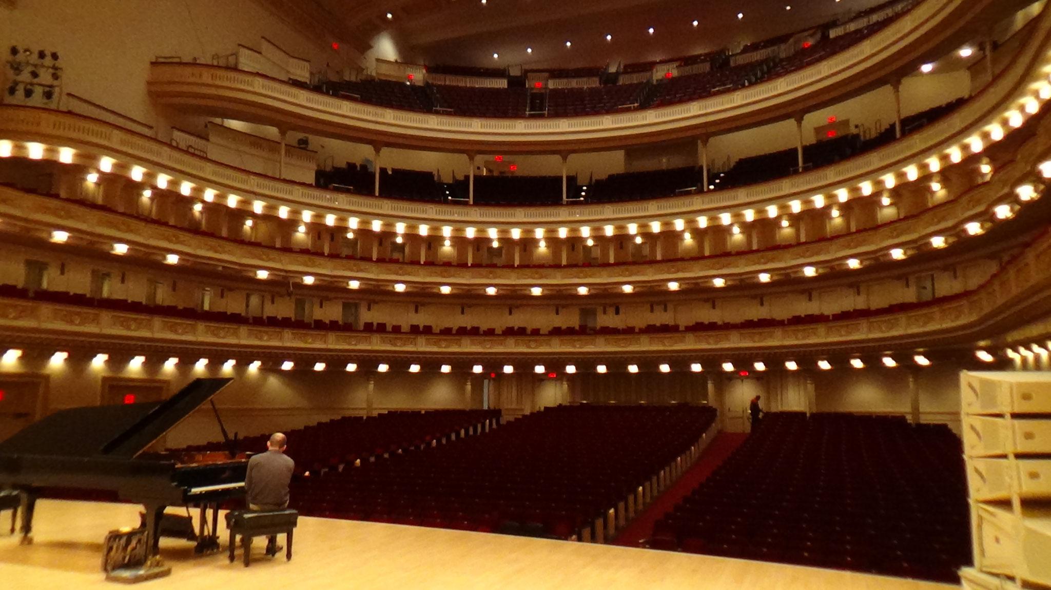 Carnegie Hall, copyrightlorettawollenberg