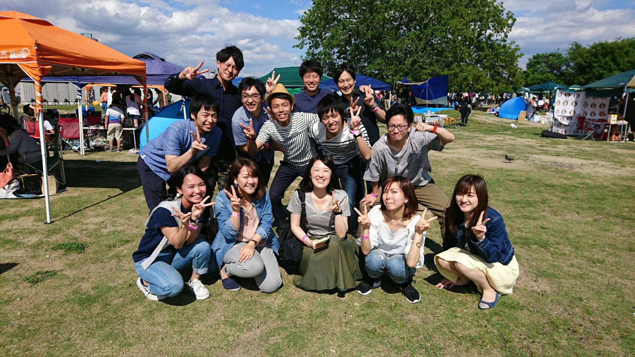 大阪人気ナンバー1の淀川西中島で手ぶらBBQがこんなに気軽に楽しめます。