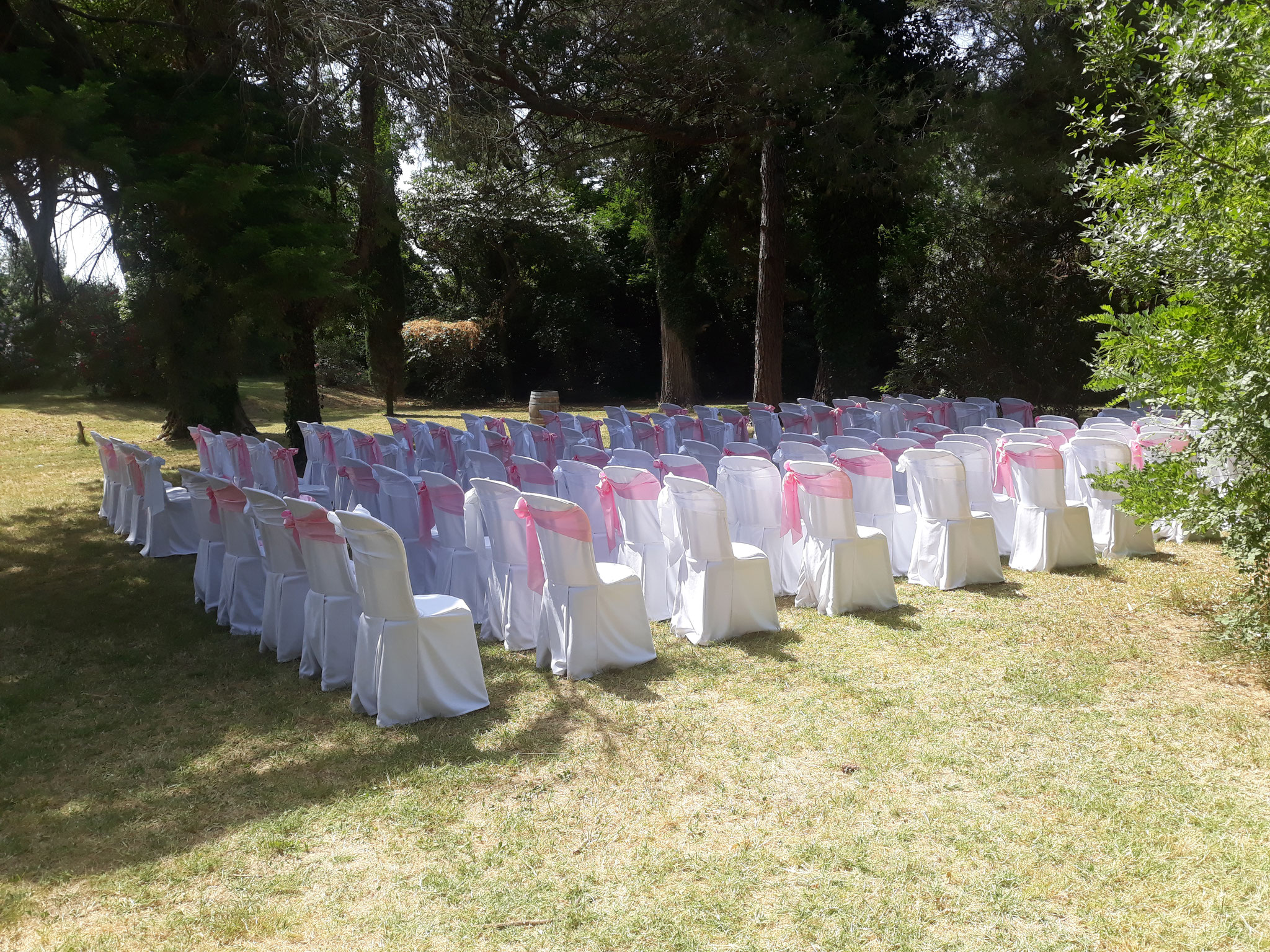 Housses Chaises Mariage Location Adequation Nœuds mnv80wyPNO
