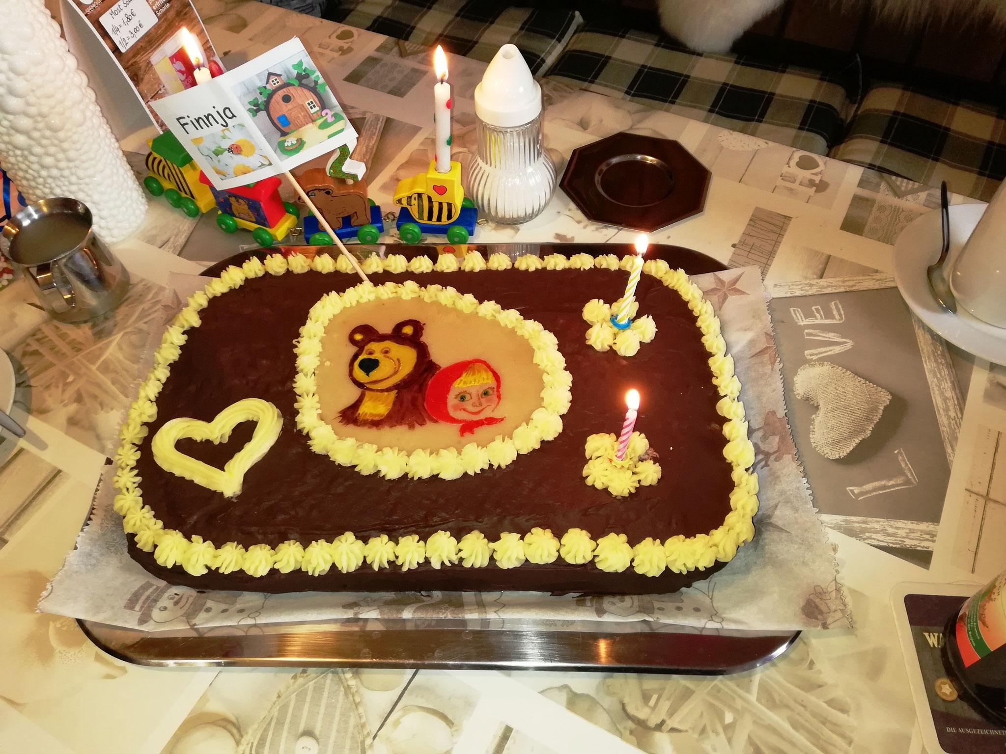 Keltenmond Geburtstagstorte