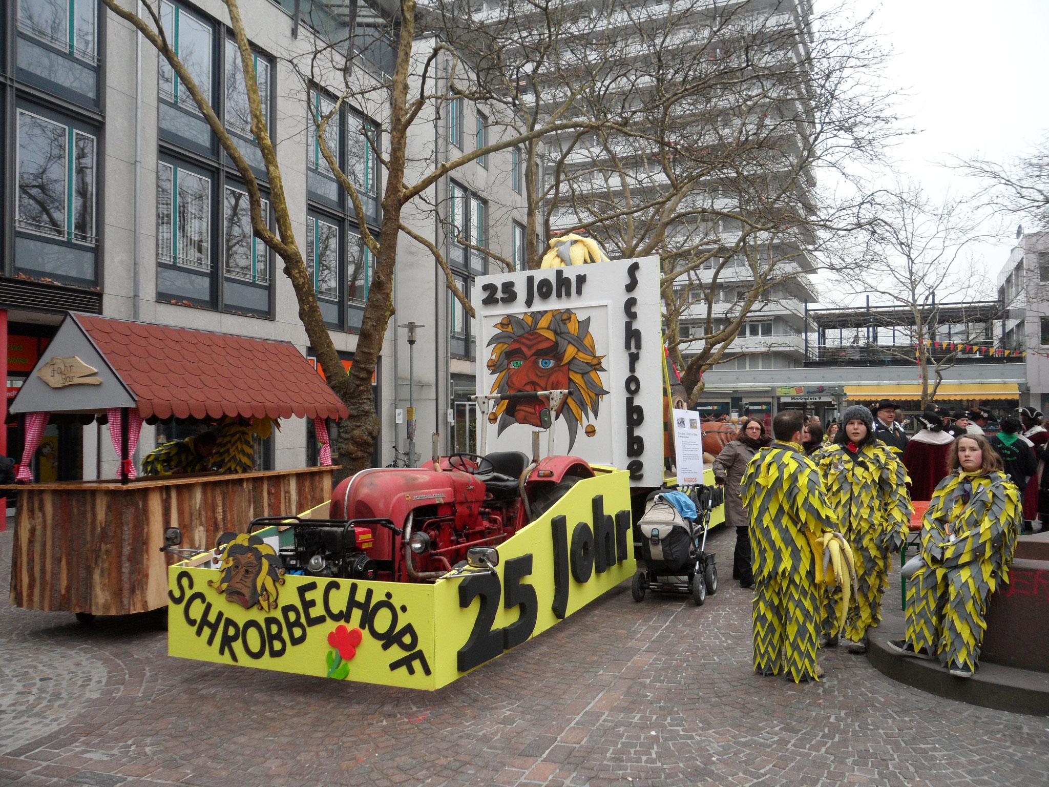 2011 25 Johr Hättsch des dänggt?