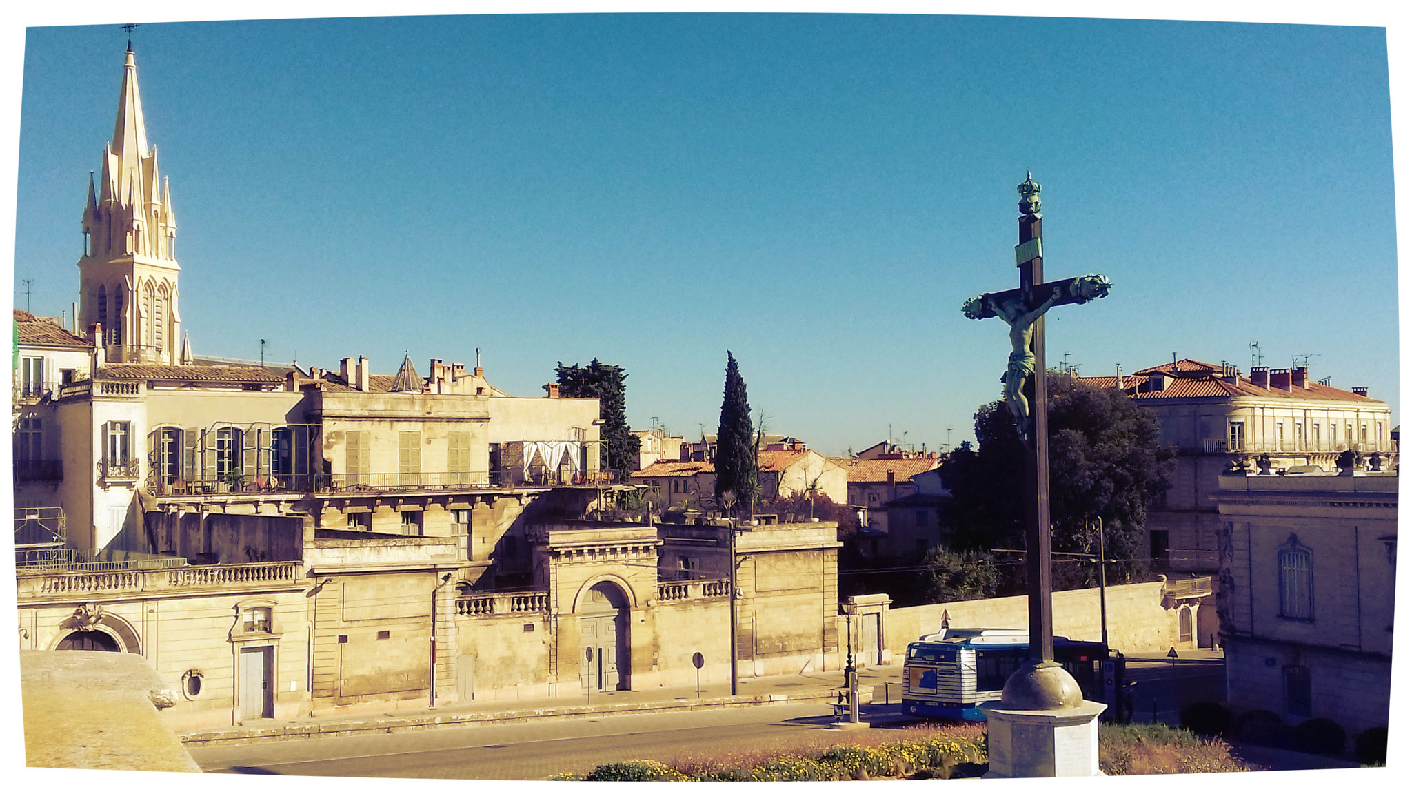 Montpellier, mon amour.