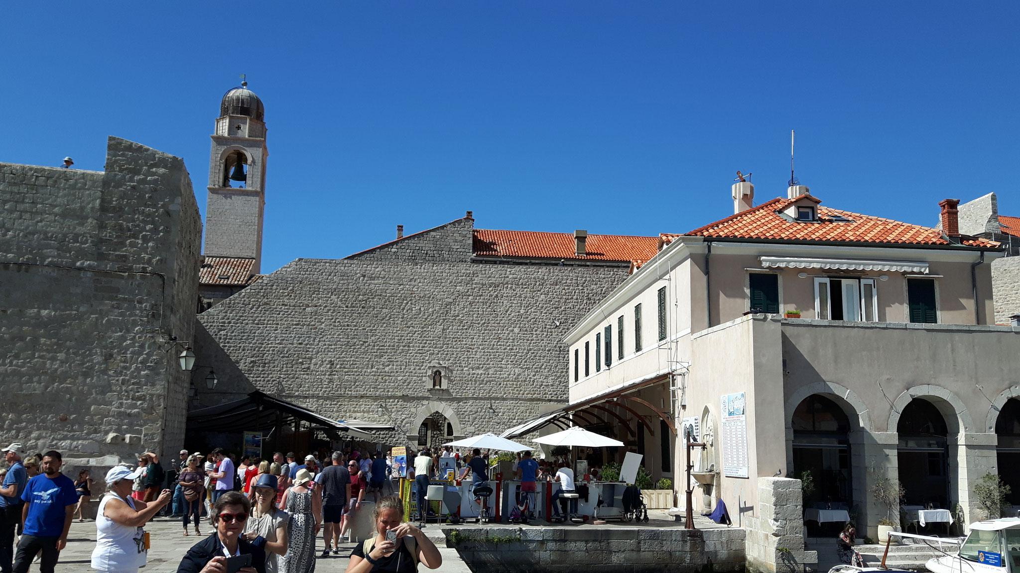 Die Festung Lovrijenac