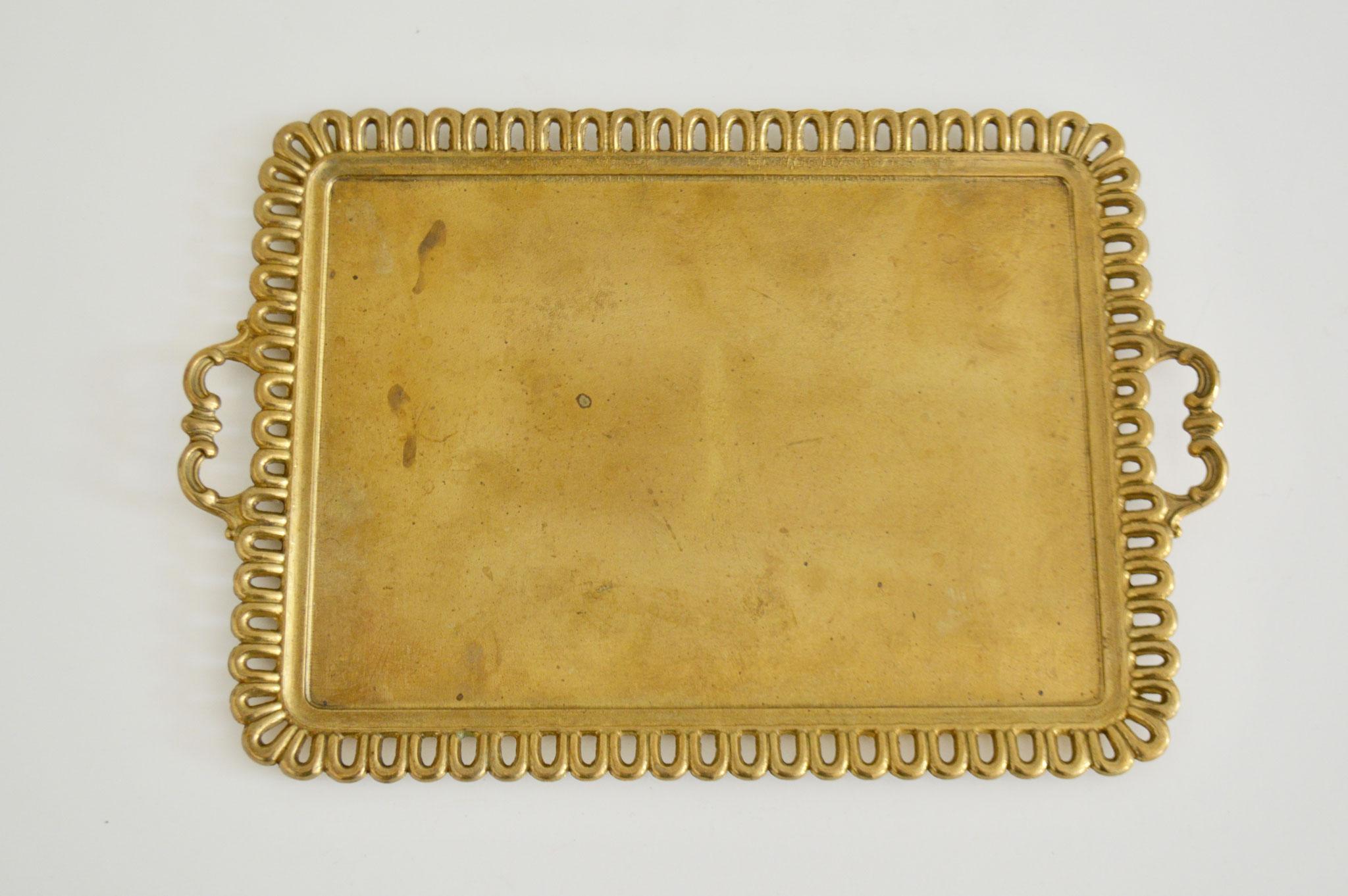 F) € 4, 2 Stück, Länge ca. 28,5 cm (mit Henkel), Breite ca. 19 cm