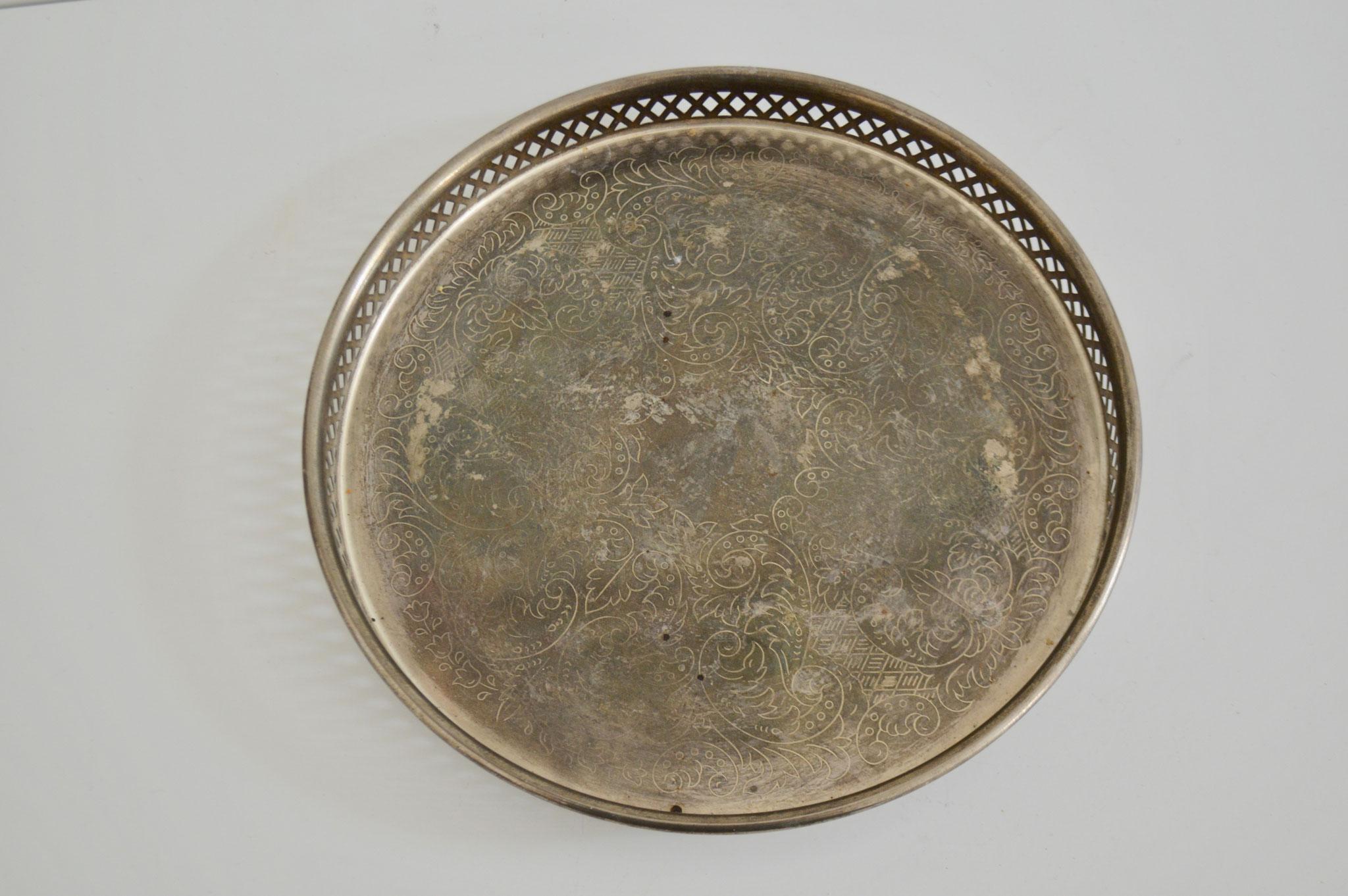 I) € 4, Durchmesser ca. 27,5 cm