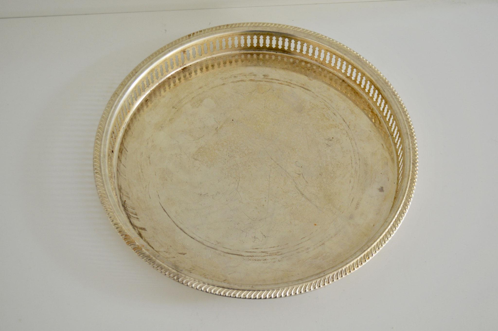 H) € 5, Durchmesser ca. 32 cm