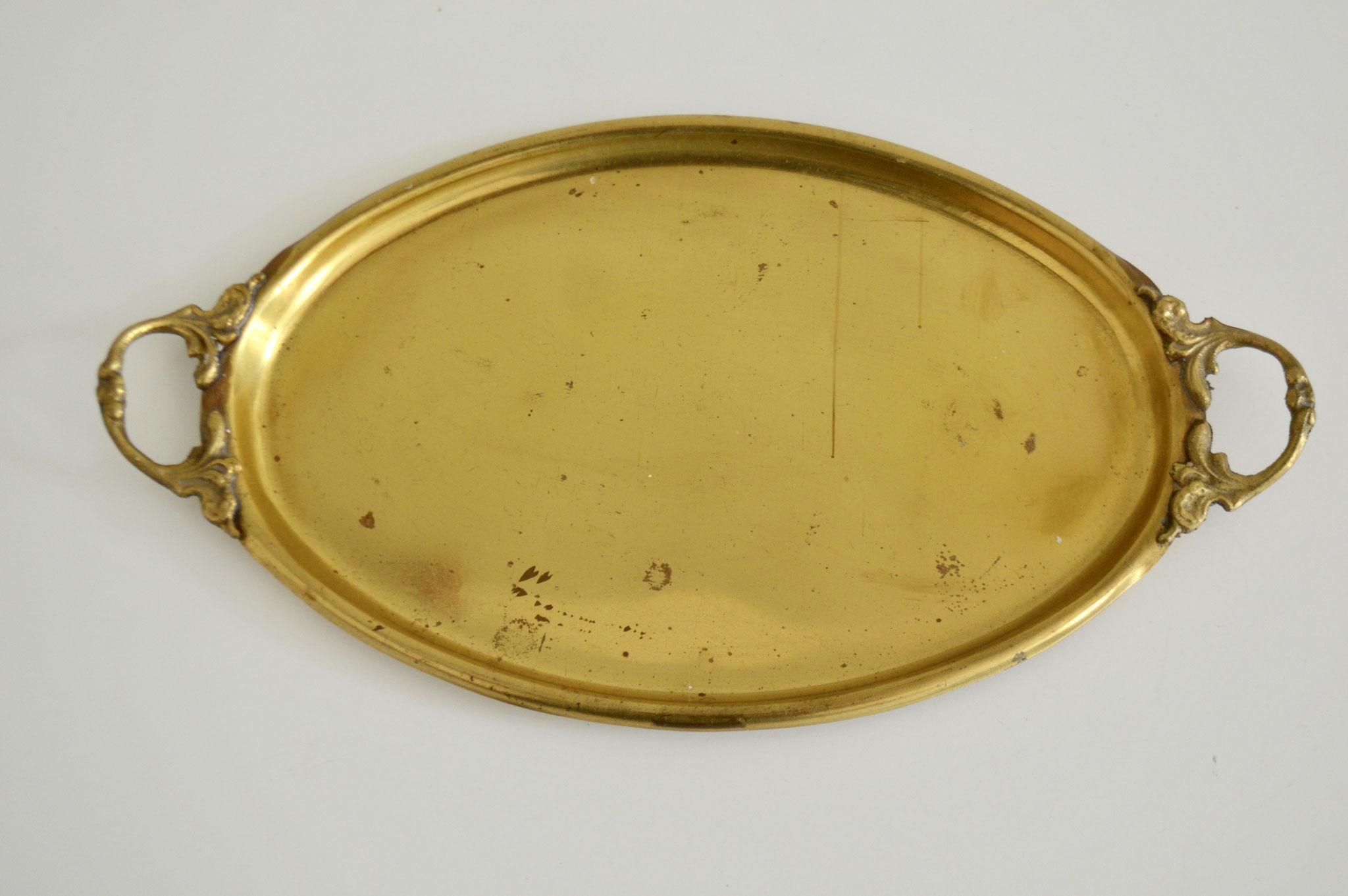 L) € 3, Länge ca. 28 cm (mit Henkel), Breite ca. 15 cm