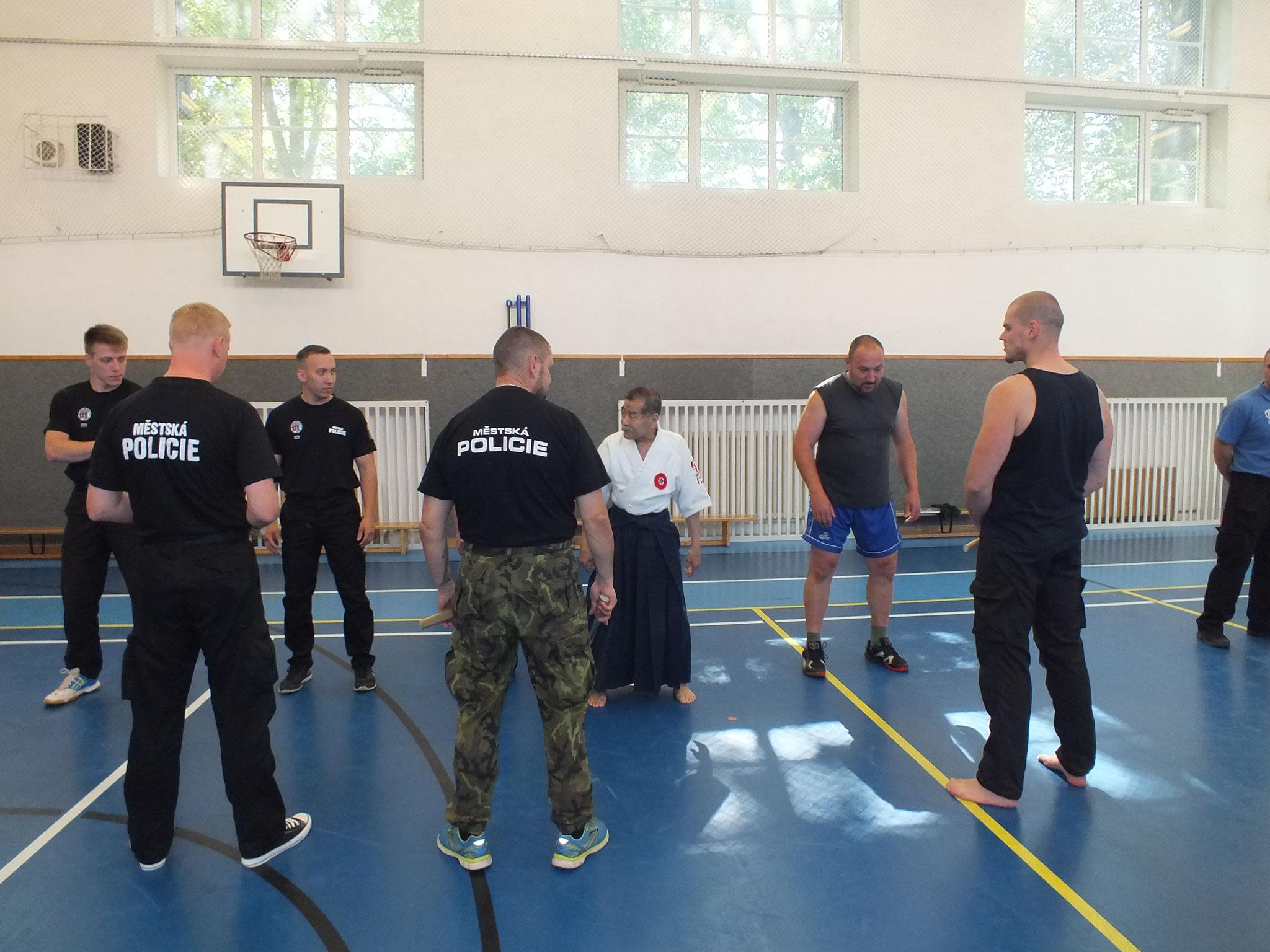 チェコ・特殊警察セミナー
