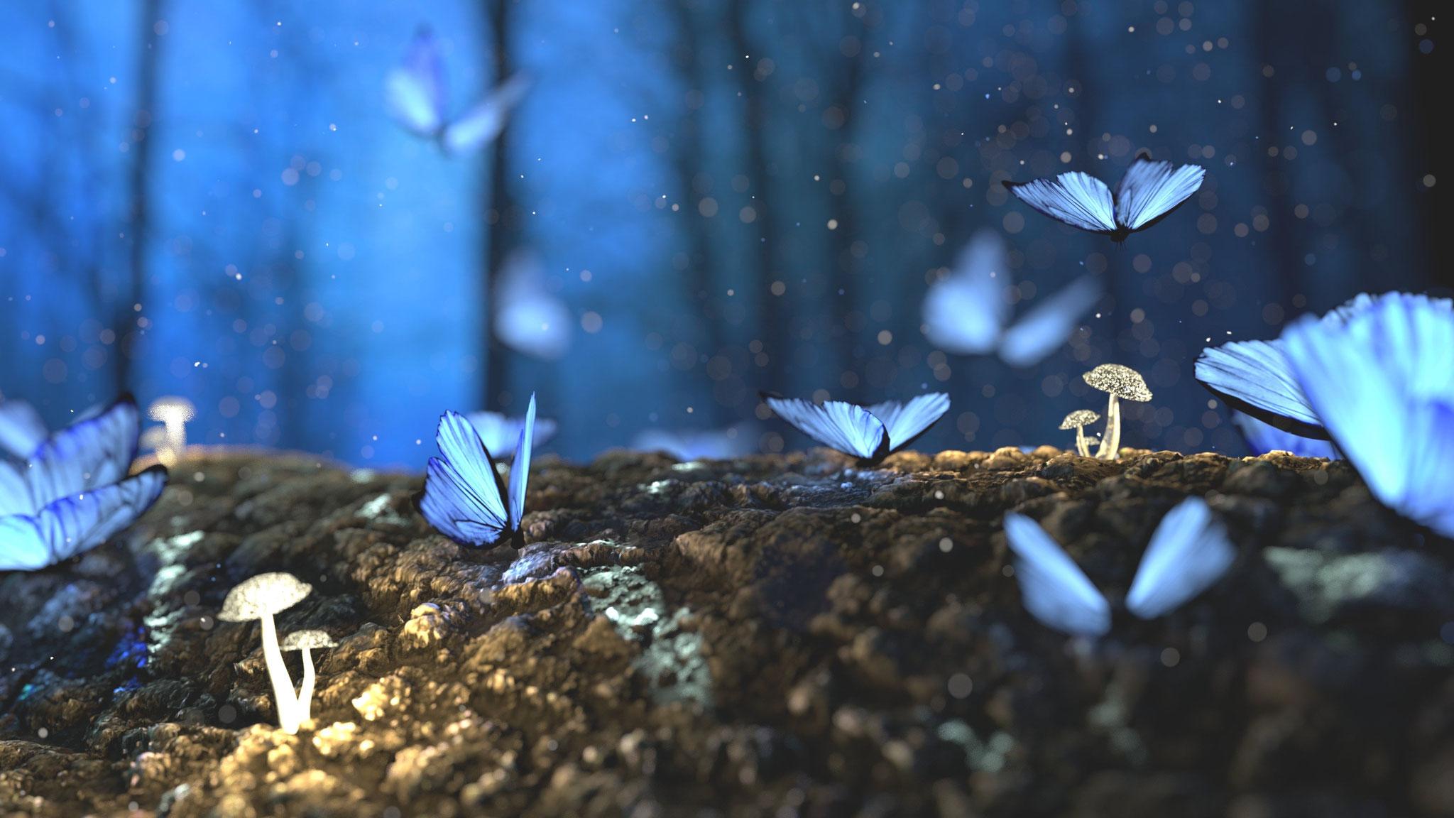 Auf dem Rücken eines Schmetterlings durch einen Märchenwald fliegen? Bei einer Traumreise ist alles möglich, denn hier öffnen wir das Tor zur Fantasie. Du driftest hinweg, findest Abstand vom Alltag und dadurch wohlige Entspannung.