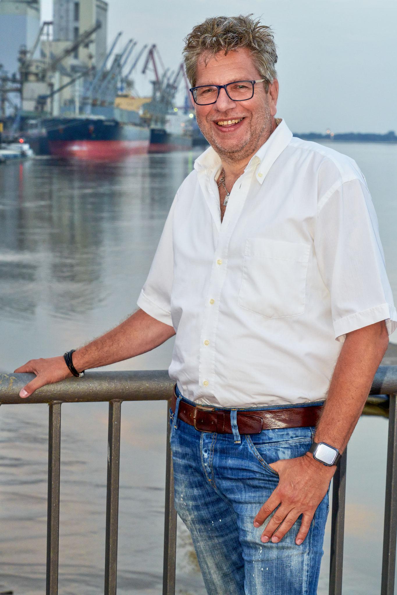 Uwe Eilers - Bankkaufmann und langjähriges Ratsmitglied