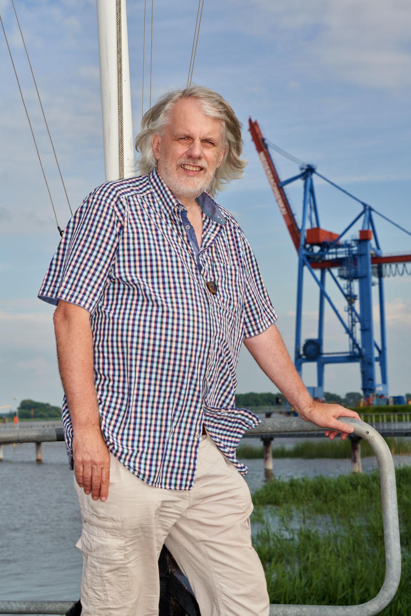 Martin van Meggelen - Unternehmer und Mitglied des Stadtrates