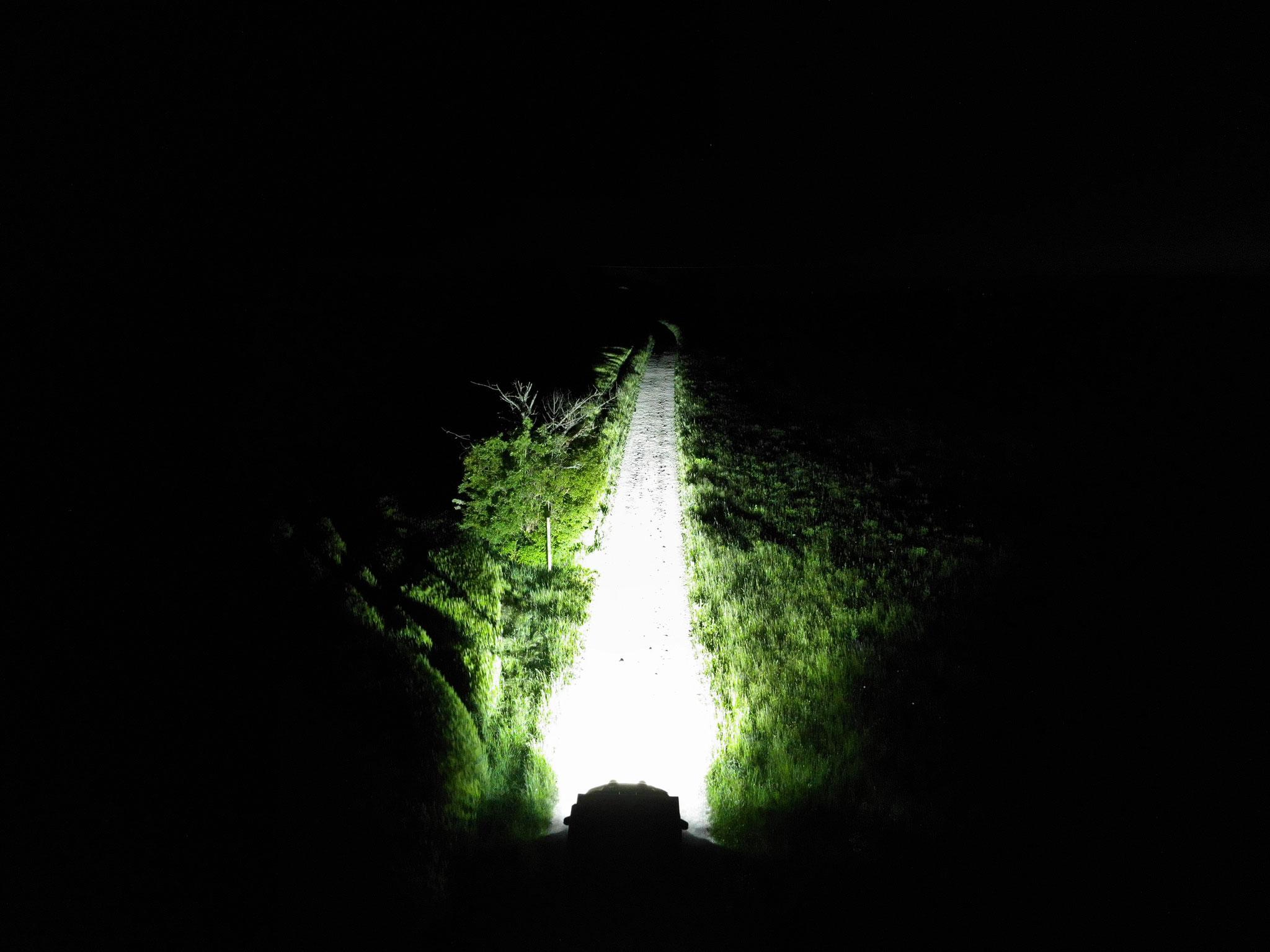 LED off road Scheinwerfer stvzo LTPRTZ DL011-C Lightpartz Kombo flood spot lamp Highbeam Strassen zugelassene Offroad Scheinwerfer e geprüft hell #projektblackwolf