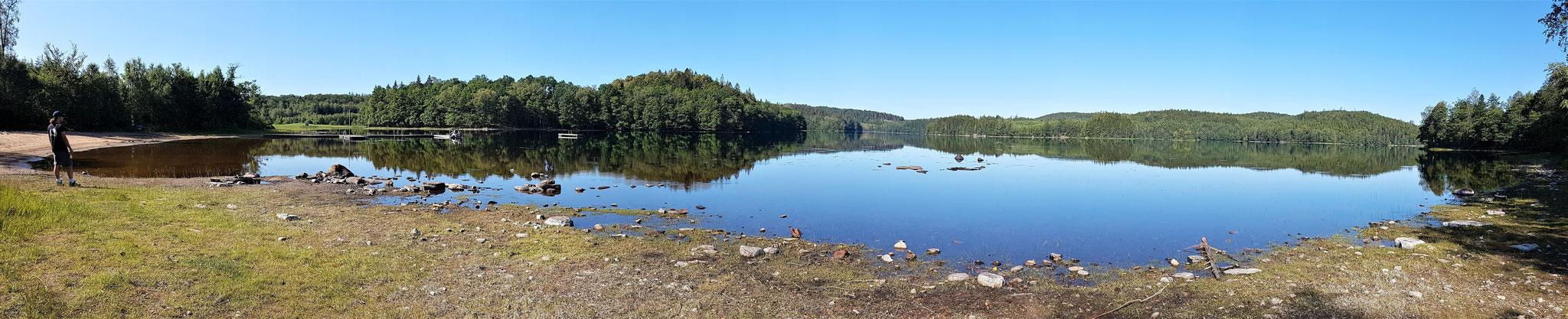 Schweden See Landscape overland Travel Camping #ProjektBlackwolf Skandinavien wolf78  explore without no limits roadtrip offroad Overlandingnomads Overlandbound wolf78-overland.ch