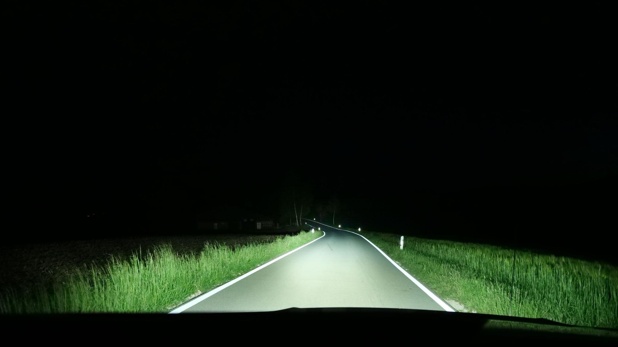 LED Scheinwerfer off road Lightpartz LTPRTZ DL011-C Kombo flood spot lights lamp Highbeam Strassen zugelassene Offroad Scheinwerfer e geprüft hell #projektblackwolf
