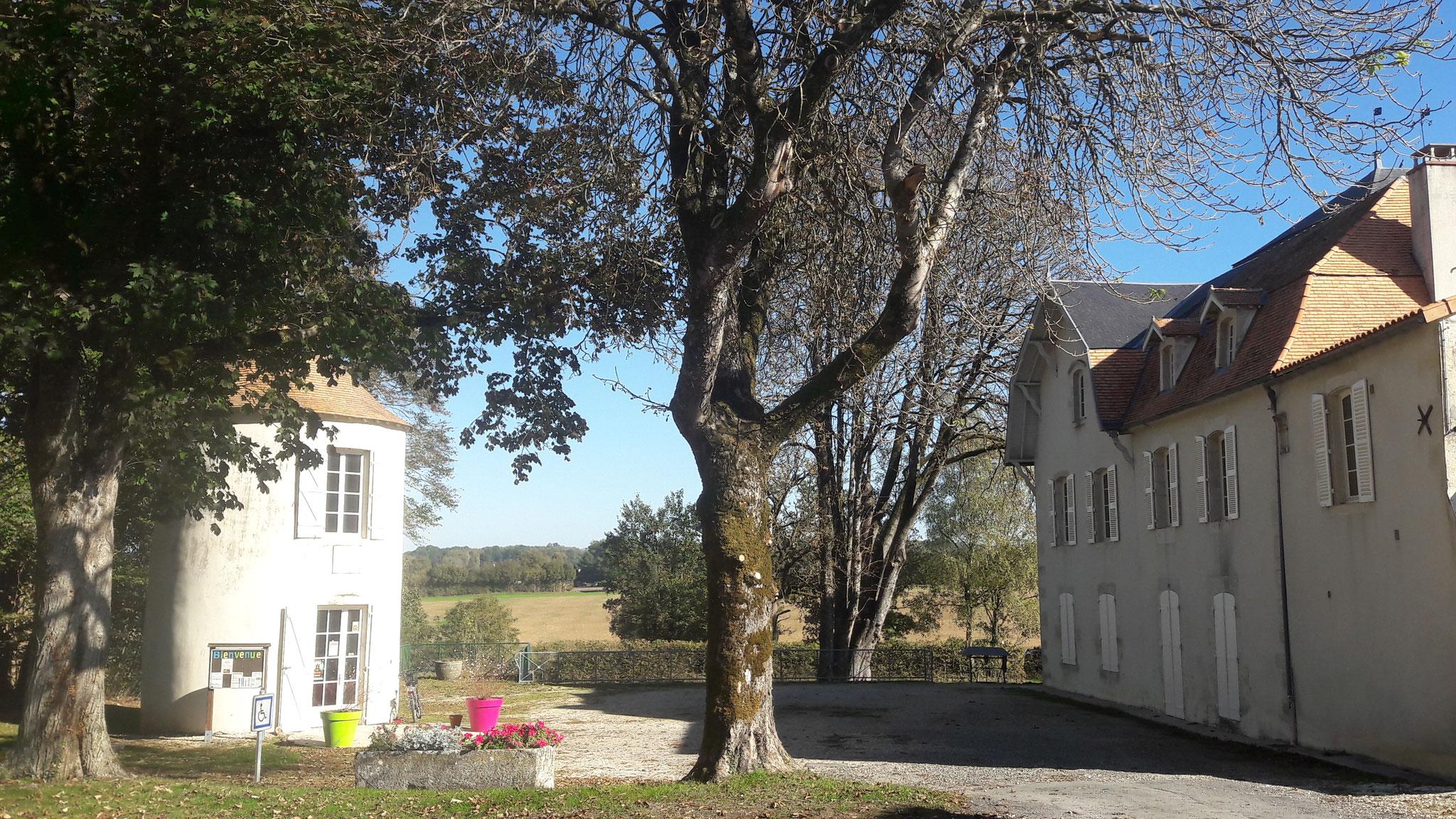 L'Accueil du Village Vacances : La Tour