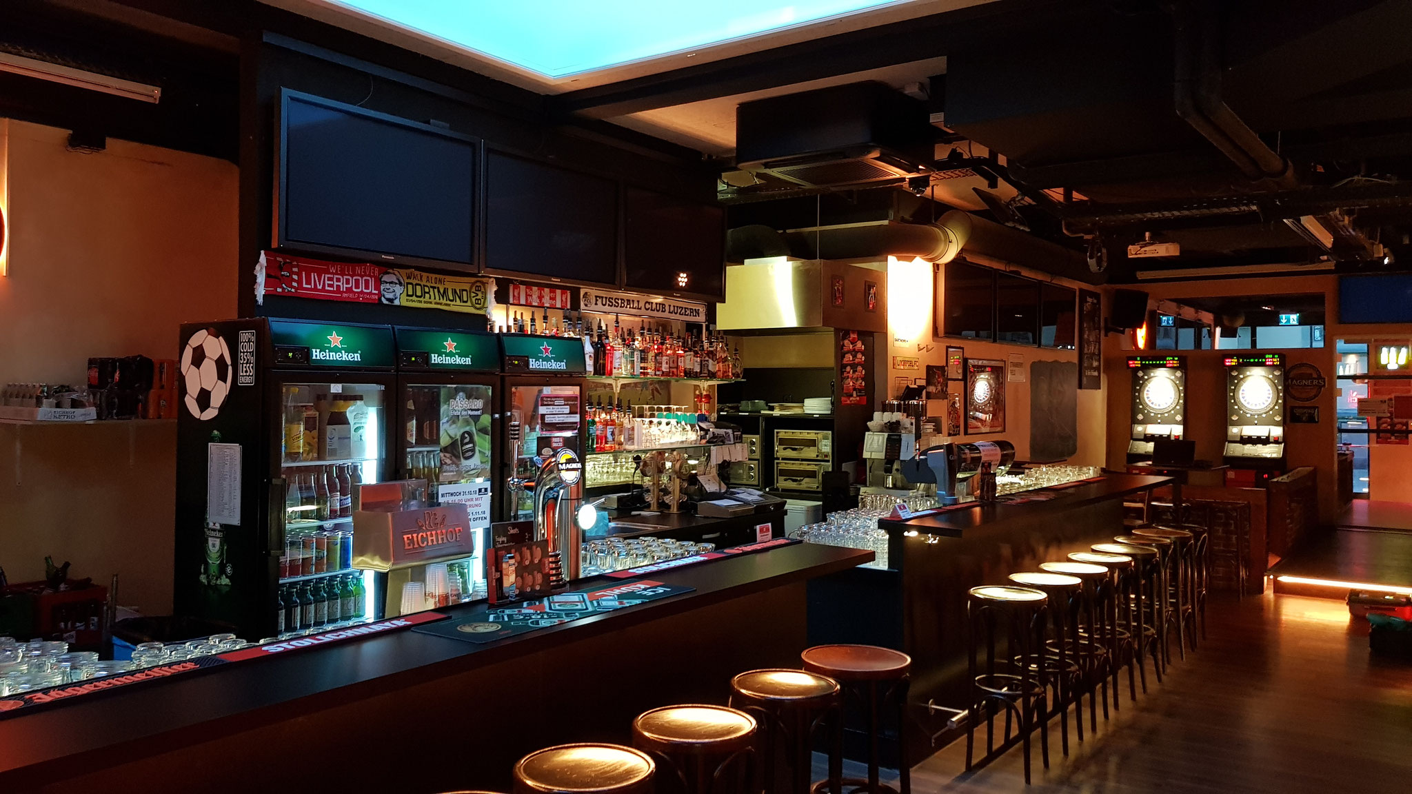 Anfield Pub, Luzern