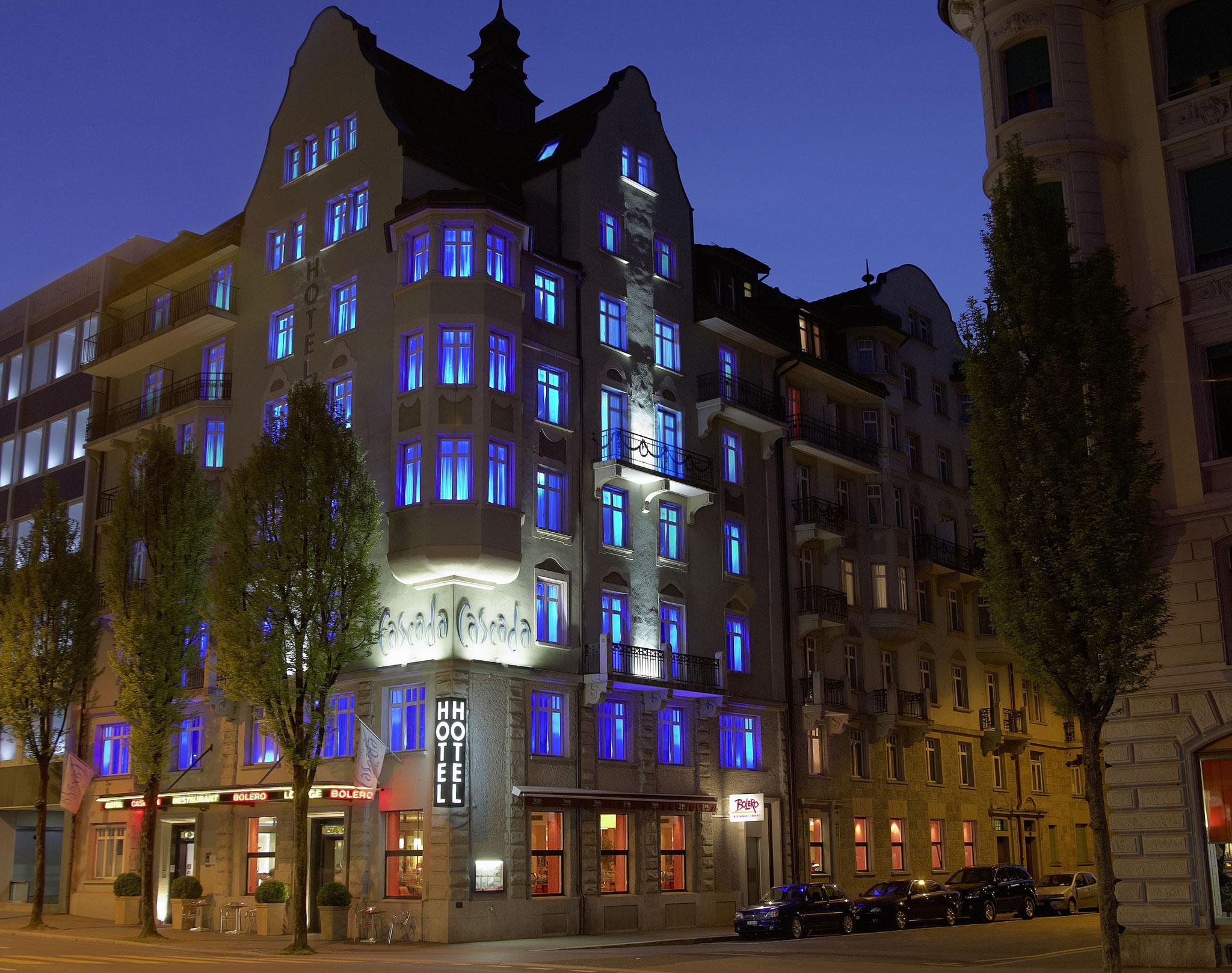 Hotel Cascada, Luzern