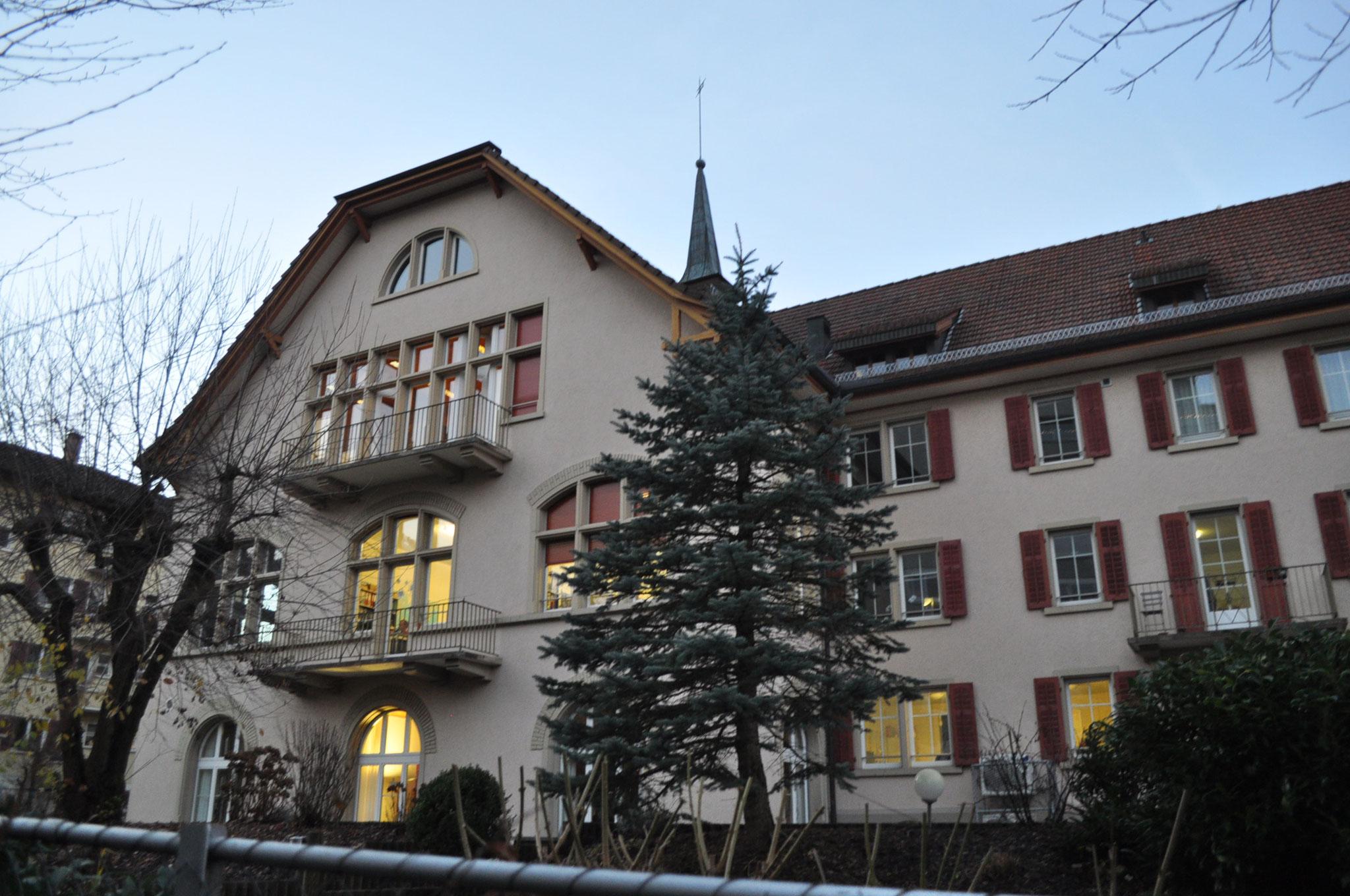 Altbau Saleshaus - Jugendpsychiatrie, Kriens
