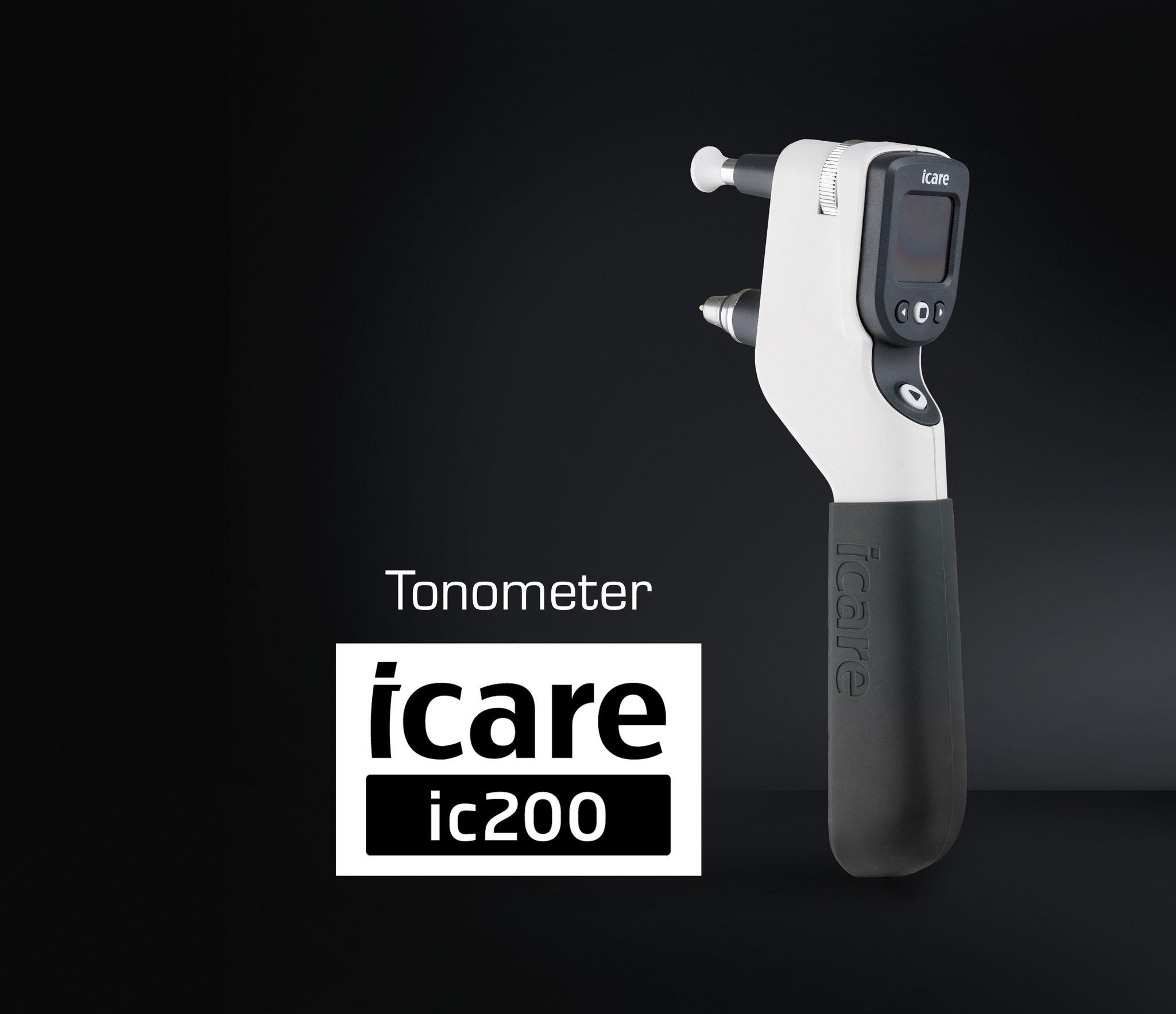 Tonometri Icare