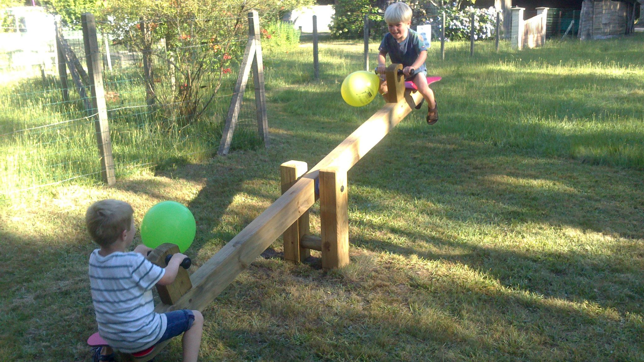 Baling balang pour jeunes enfants