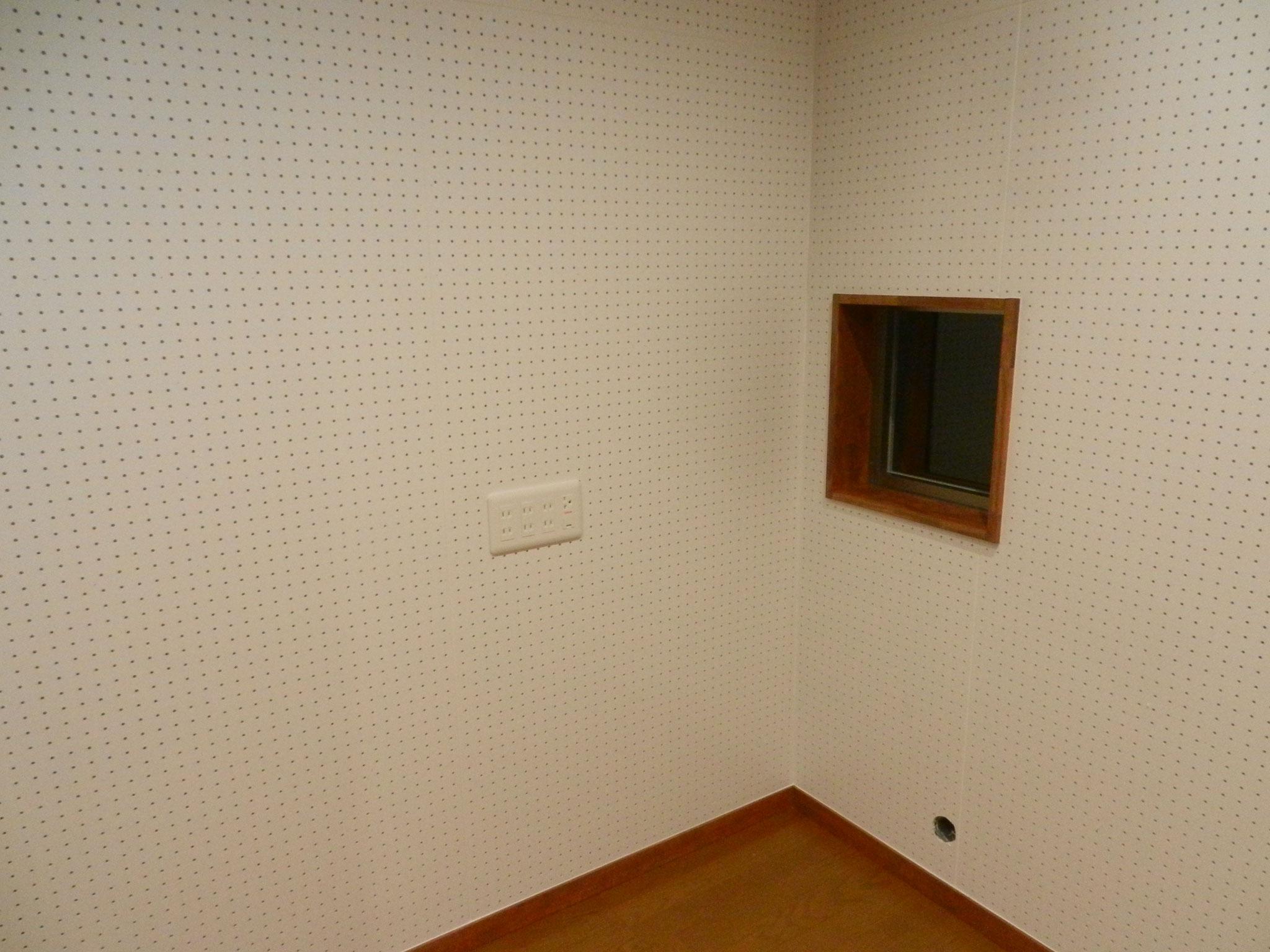 9.二部屋のスペースで