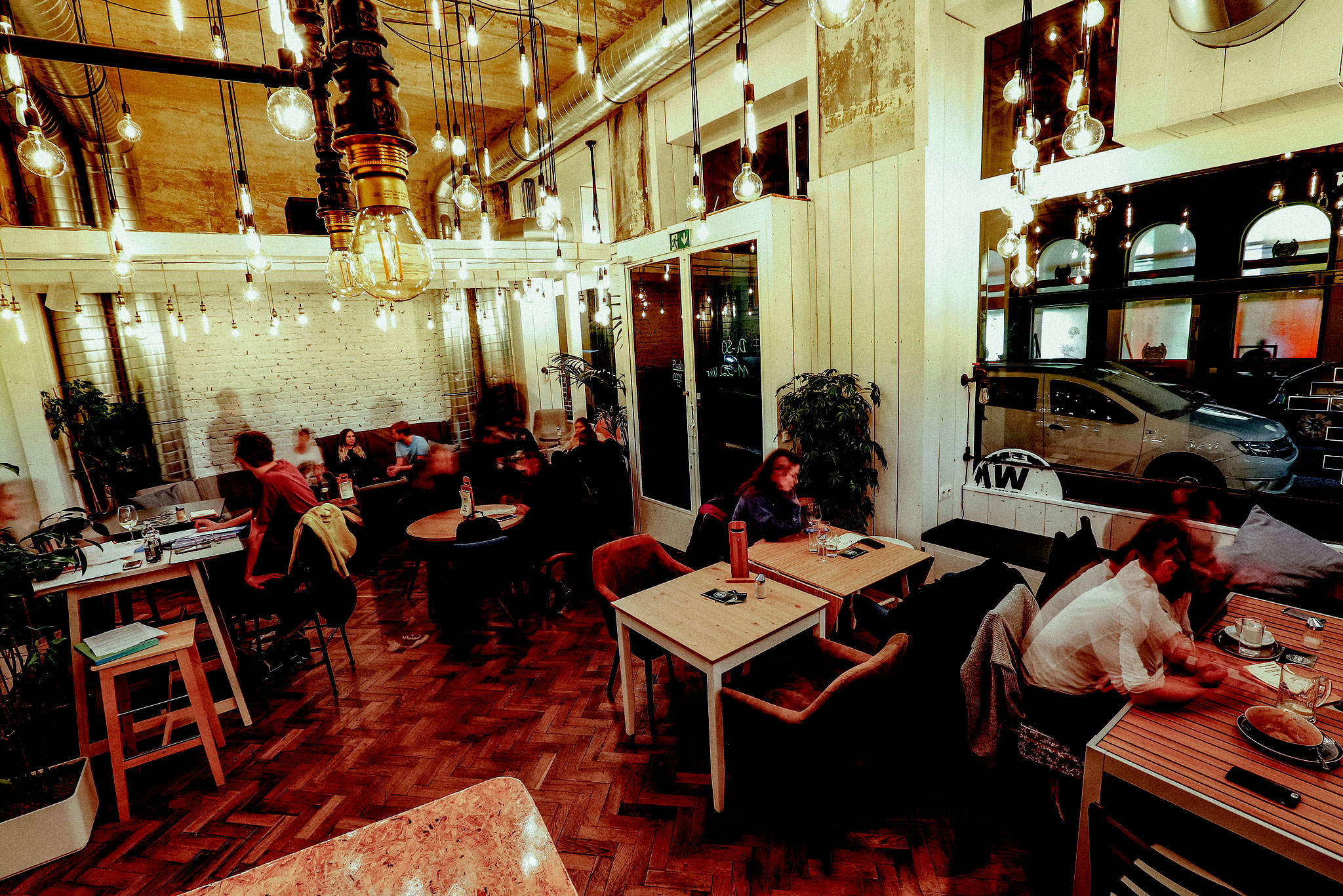 DirtWater NGO Café in 1070 Wien