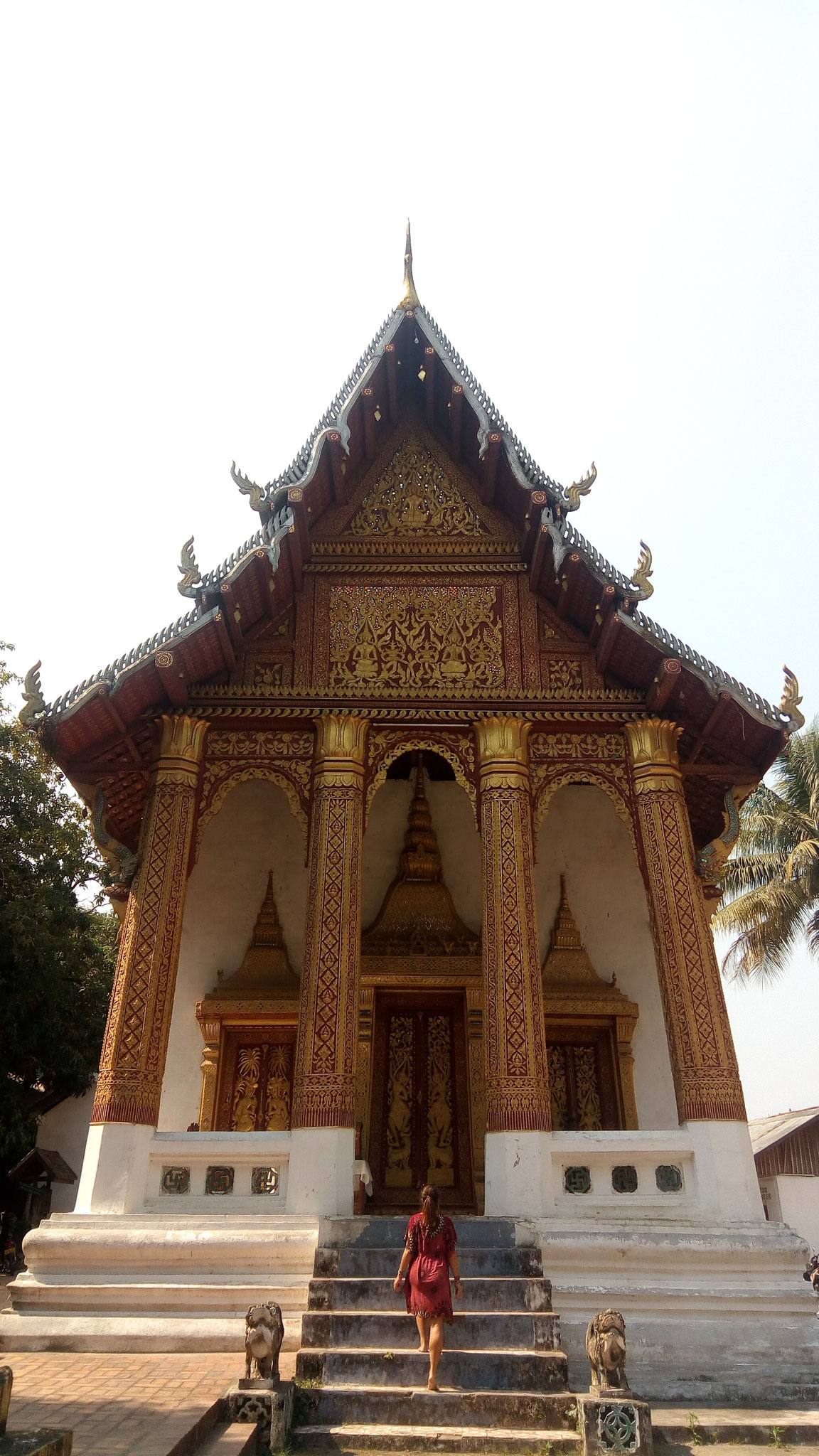 Un des nombreux temple de la ville
