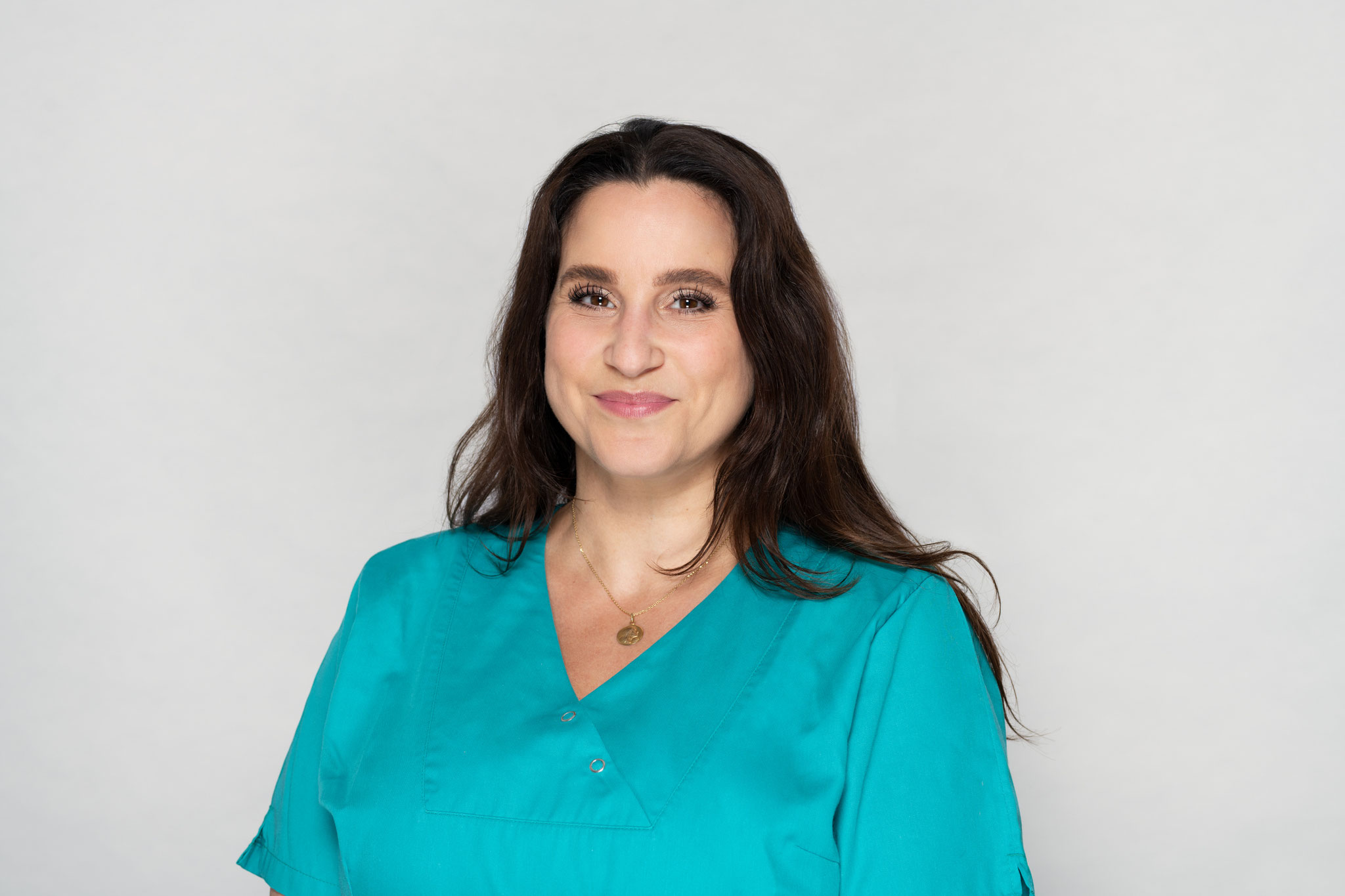 Alexandra Tamer-Agha, medizinische Fachangestellte
