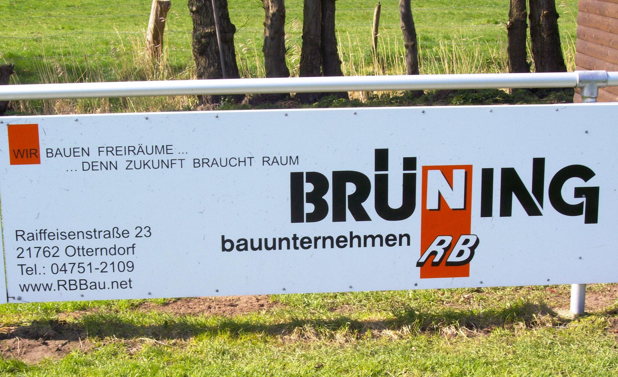 Bauunternehmen  Brüning