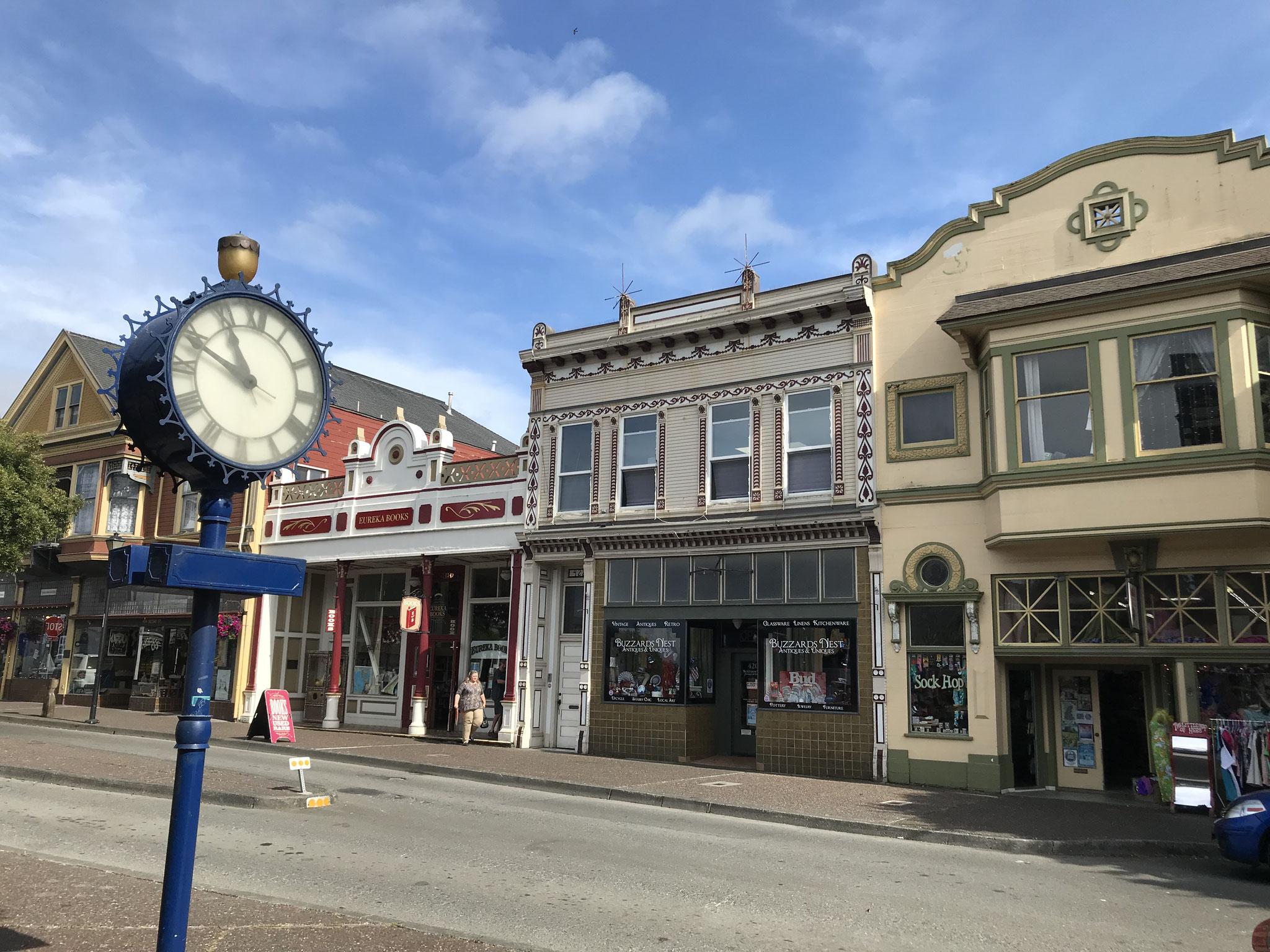 Old Town von Eureka
