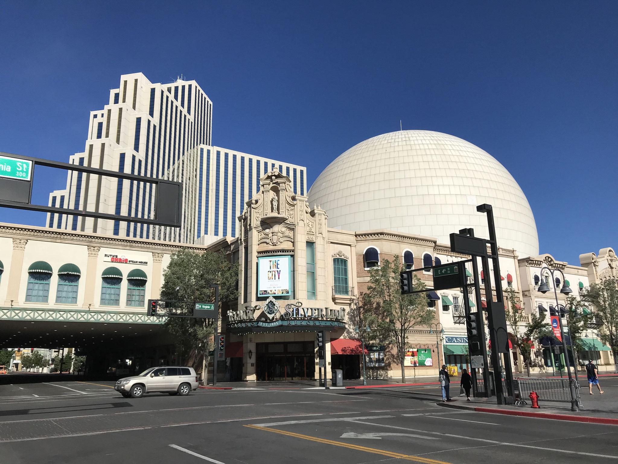 Casino Hotels in Reno Downtown