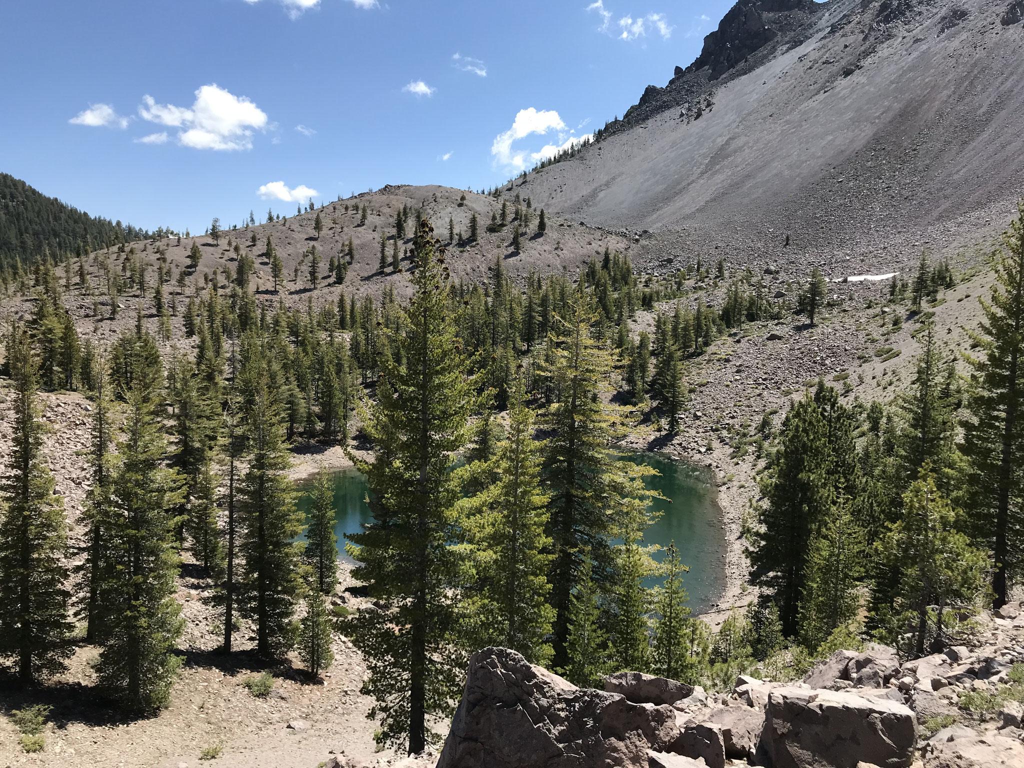 Crags Lake