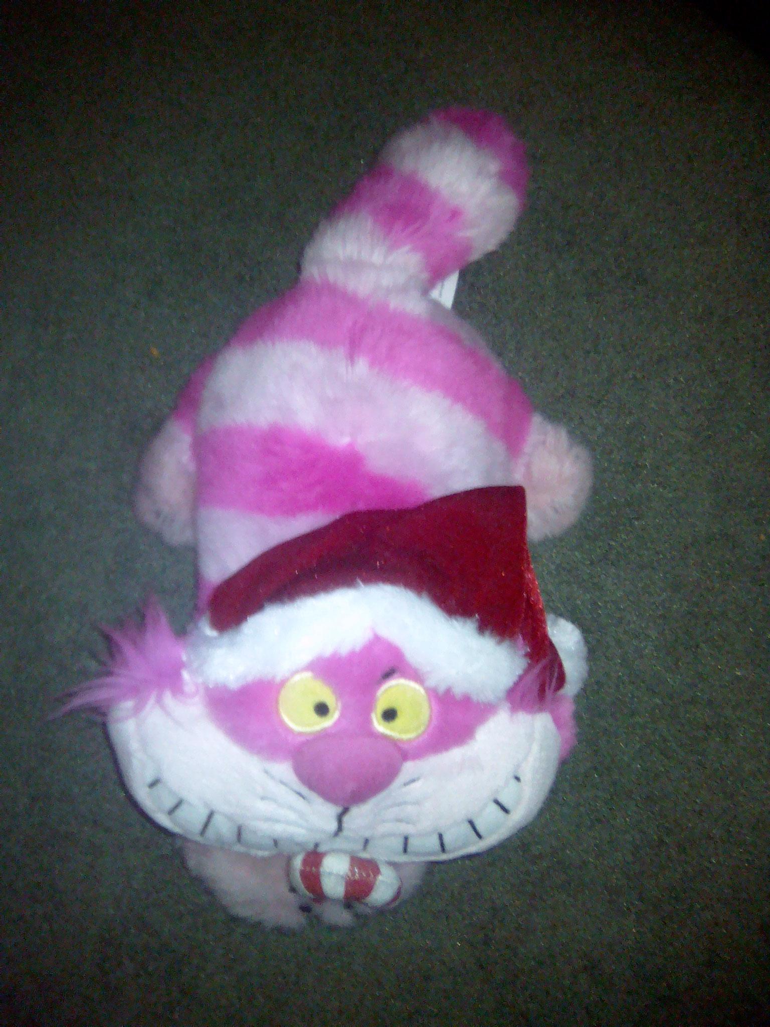 Weihnachts-Plüschtier