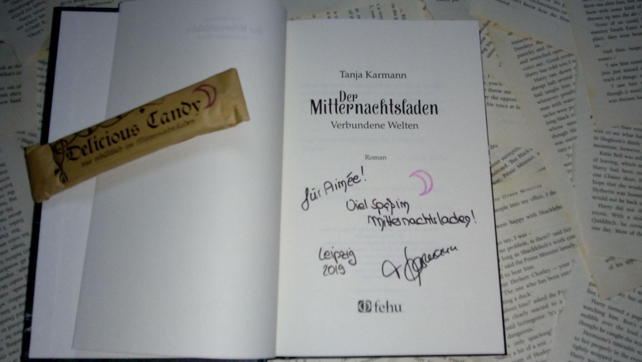 """Tanja Karmann """"Der Mitternachtsladen"""""""