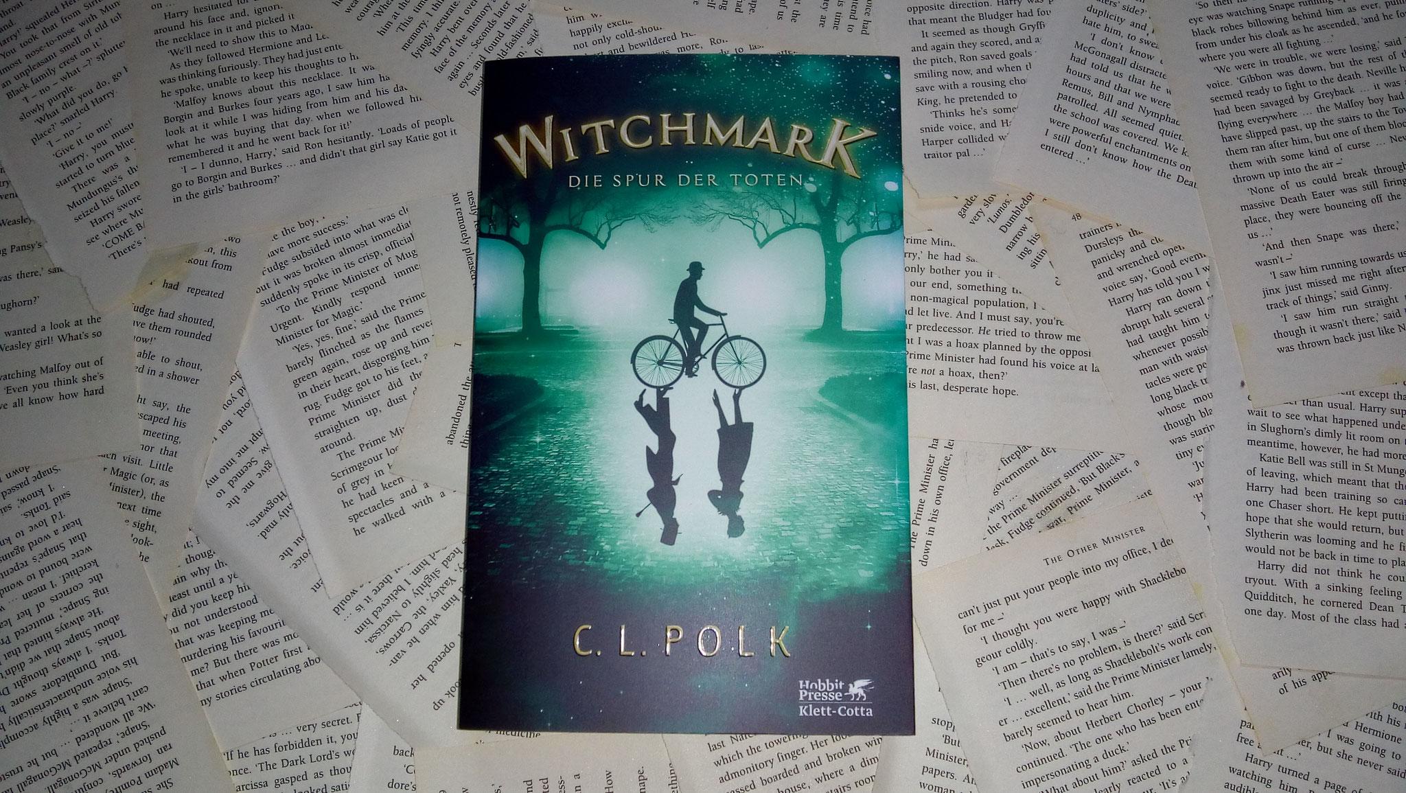 "C.L. Polk ""Witchmark"" - Rezensionsexemplar"
