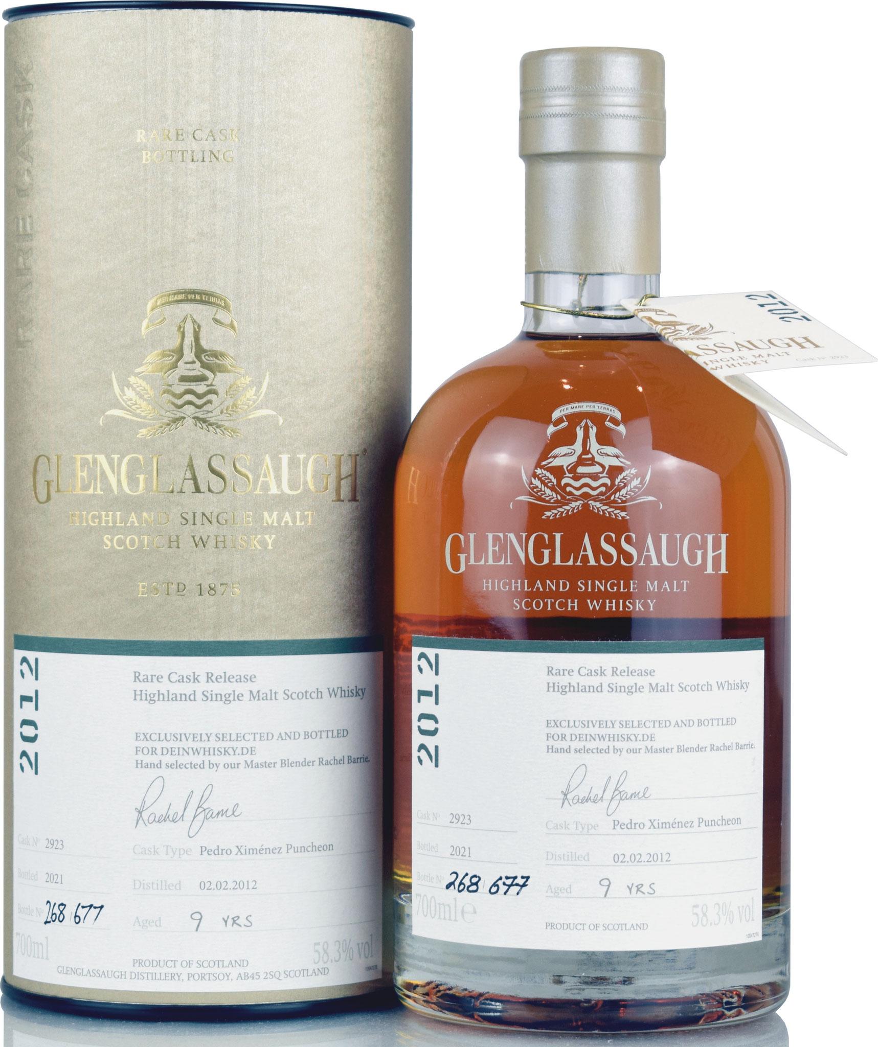 Glenglassaugh 2012/2021 (Bild von deinwhisky.de)