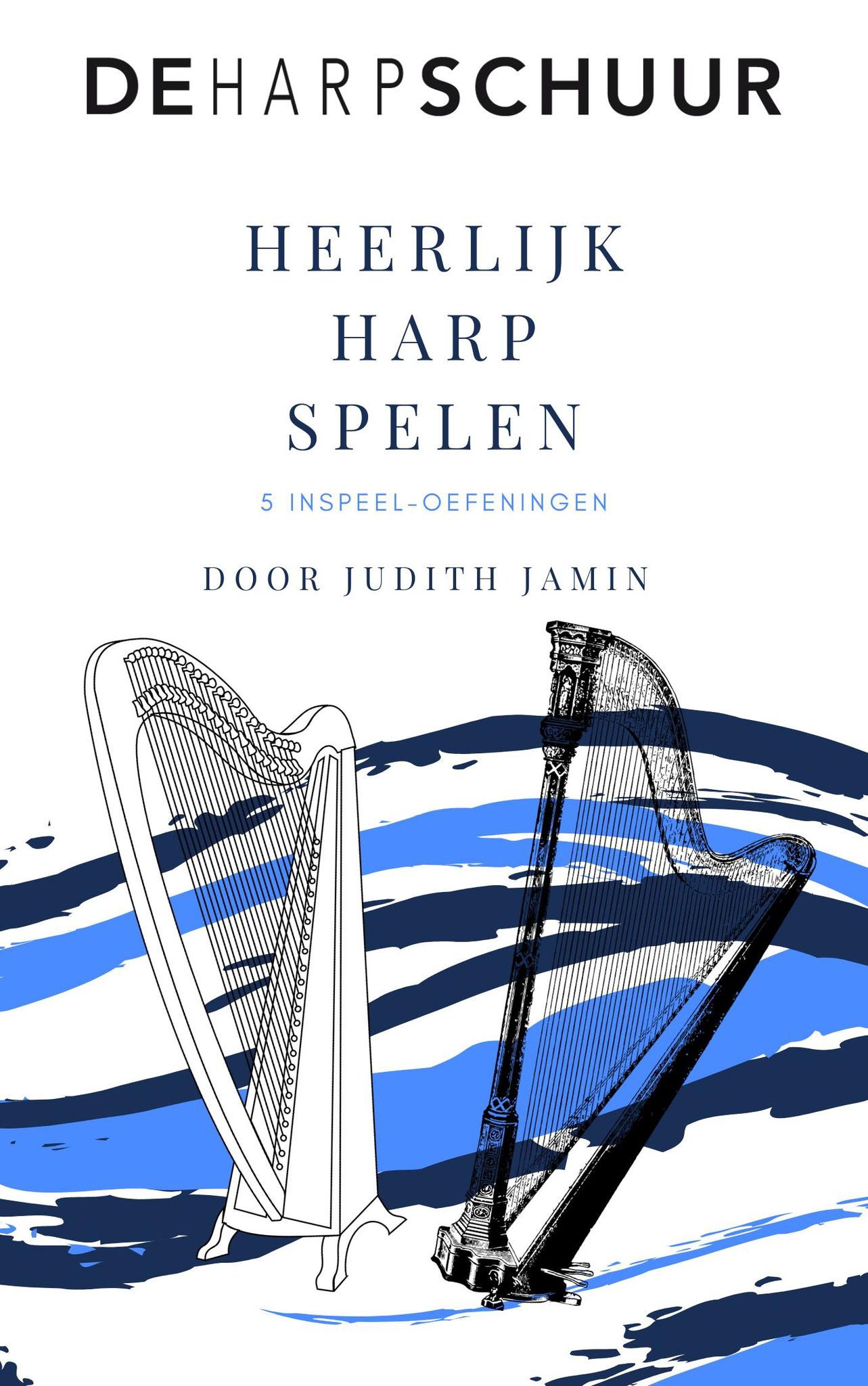 Ontvang 5 weken lang iedere week een heerlijke inspeel oefening, speciaal voor gevorderde harpisten.