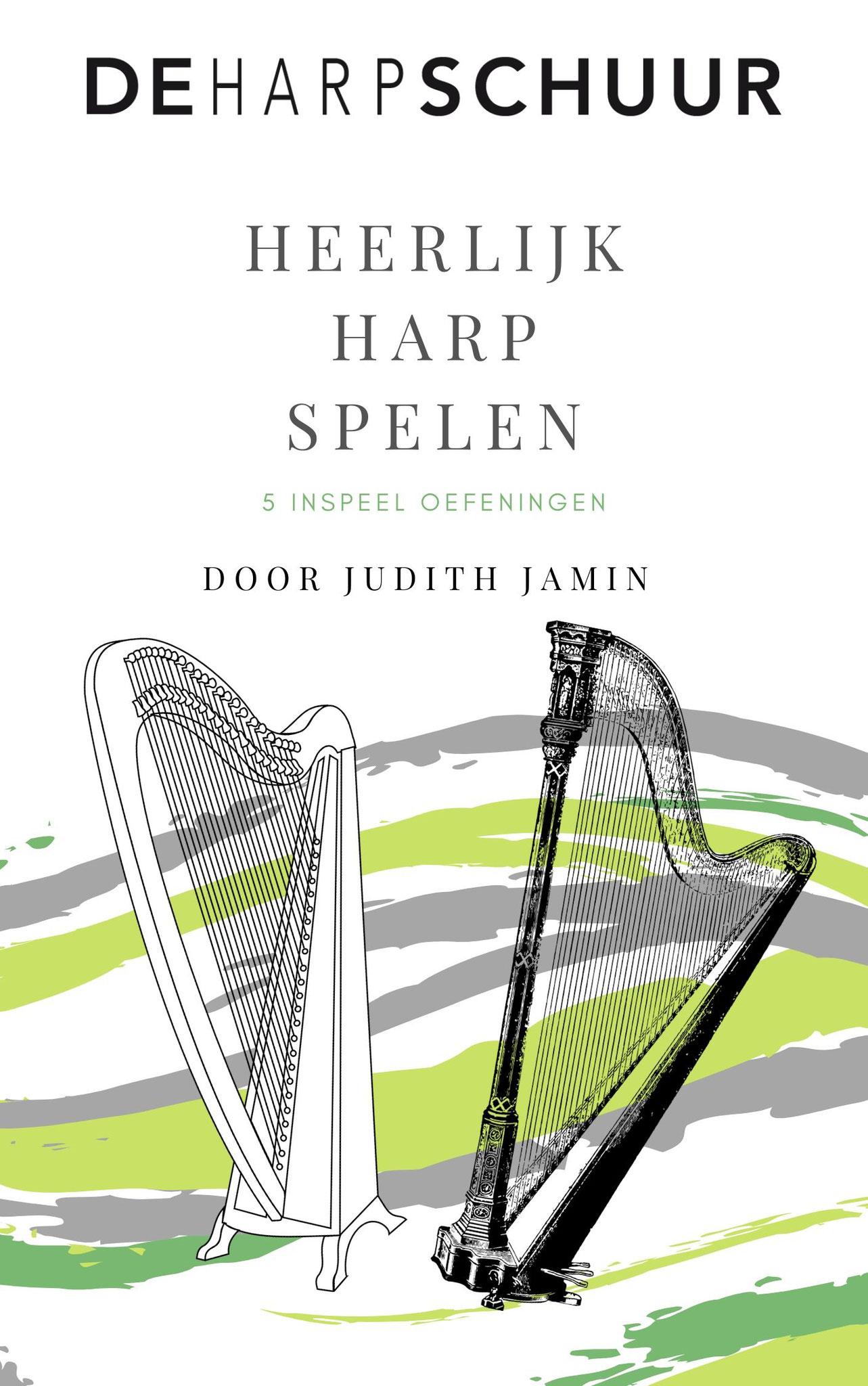 Ontvang 5 weken lang iedere week een heerlijke inspeel oefening, speciaal voor startende harpisten.