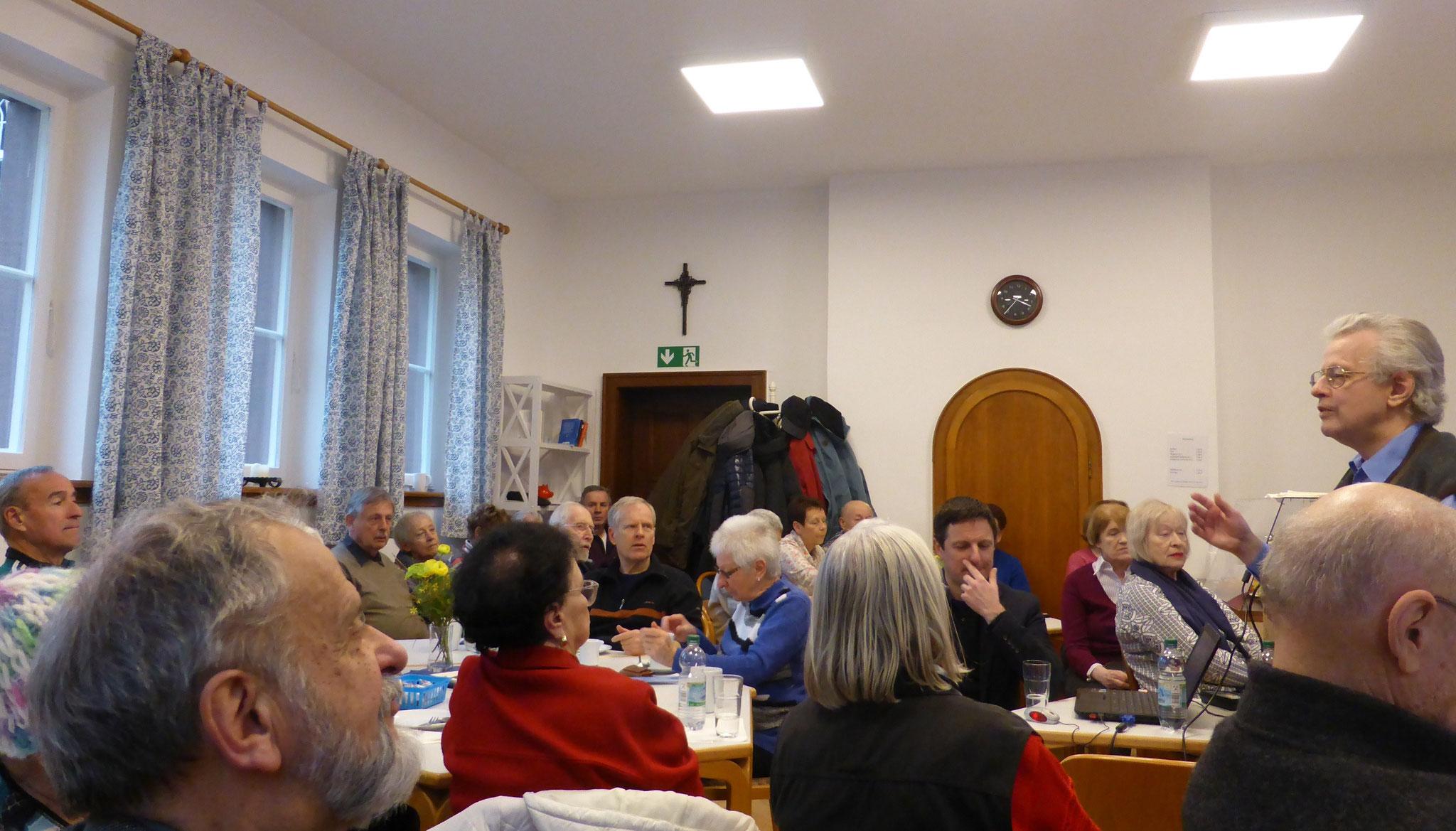 Café Himmelreich (Altstadtkirche) am 15.02.