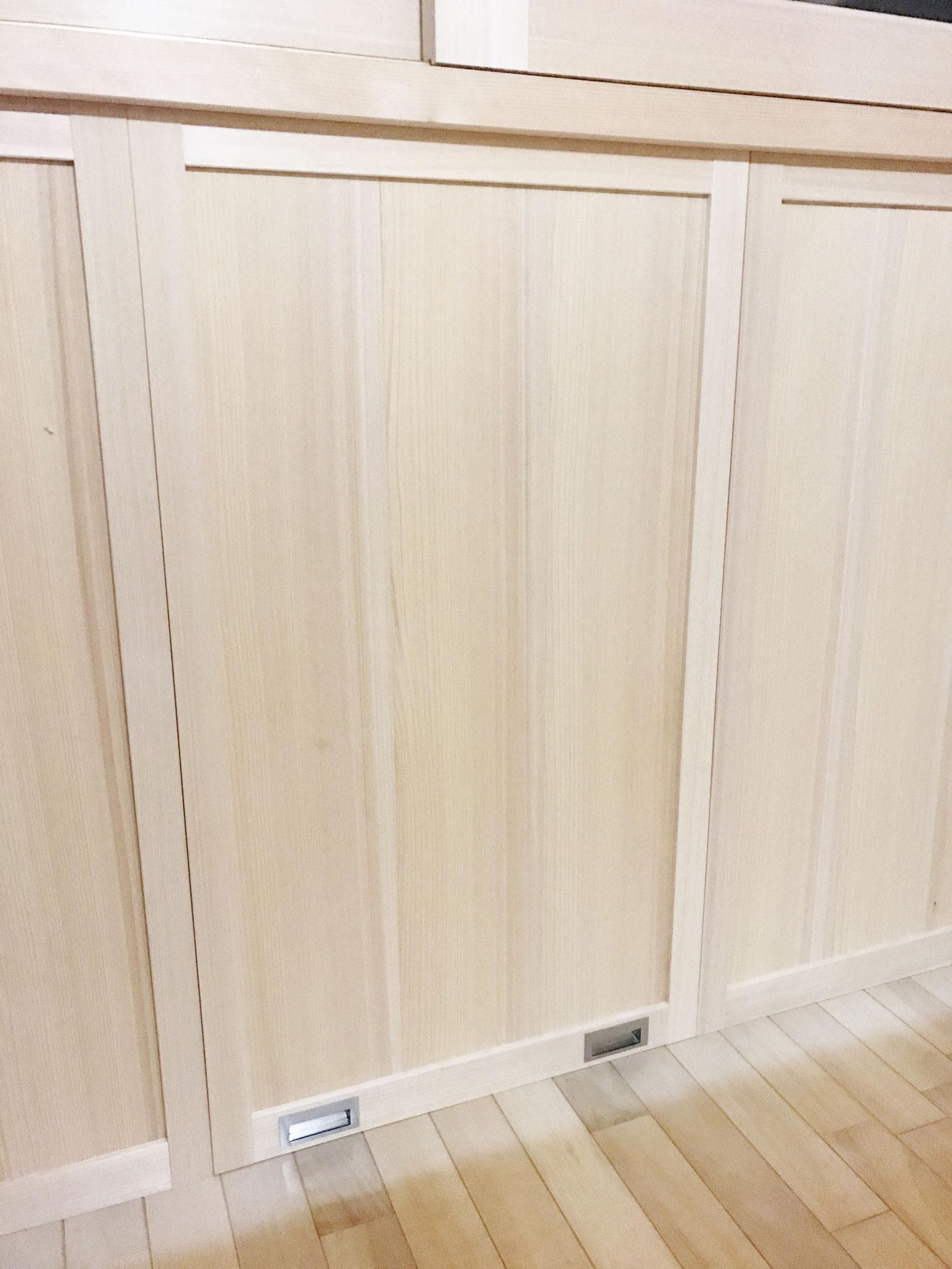 断熱 木製パネル