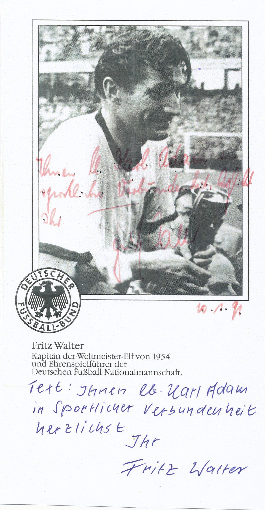 Fritz Walter 1991